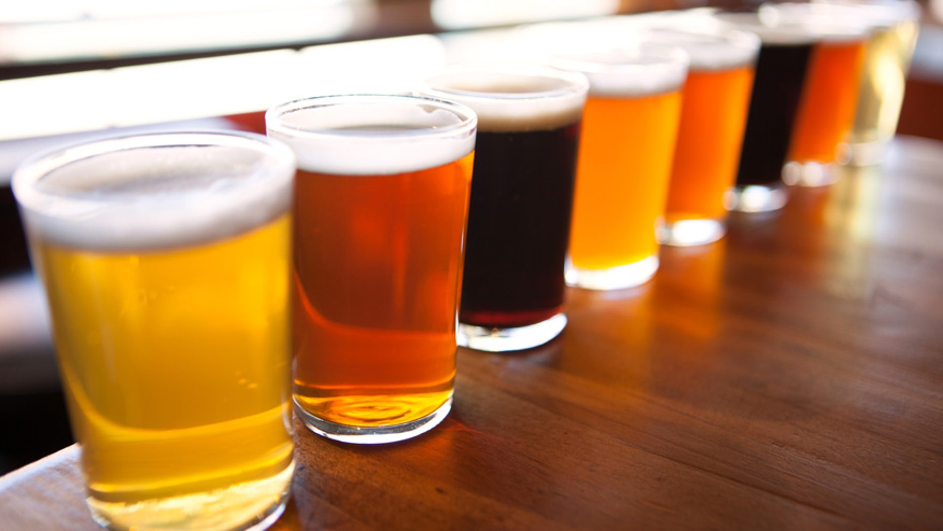 Craft beer production isn't growing as fast as it used to.