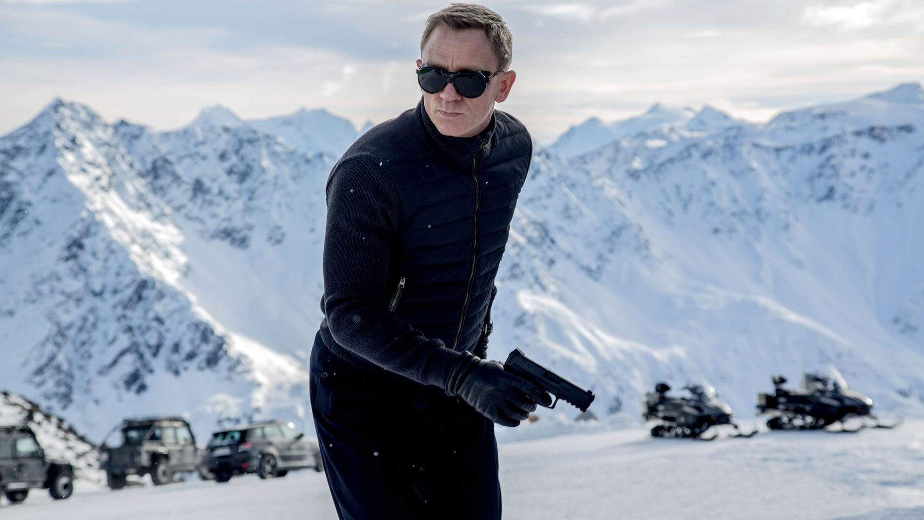 Daniel Craig in 'Spectre.'
