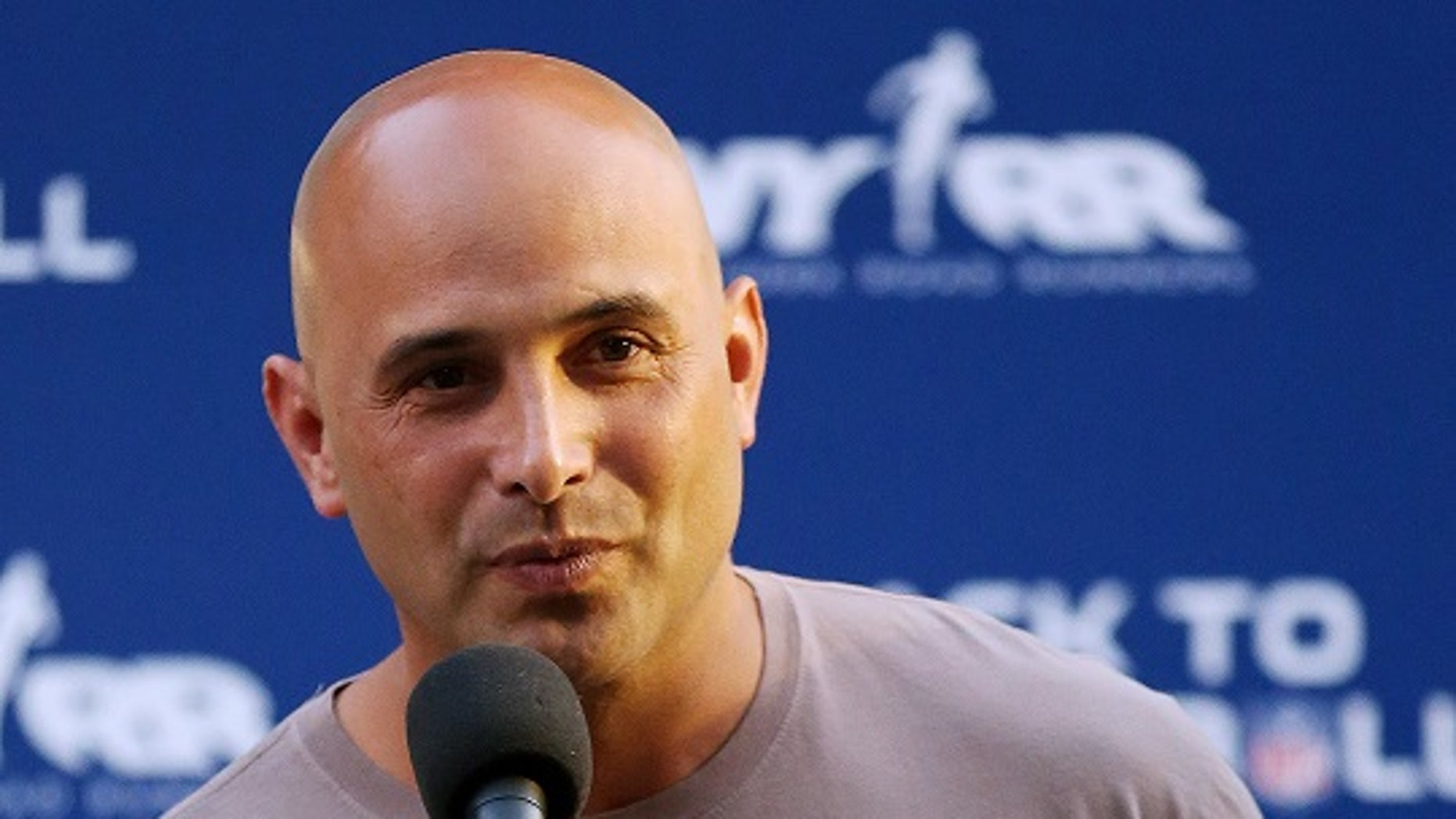 Craig Carton was arrested by FBI officials Wednesday at his Manhattan apartment.