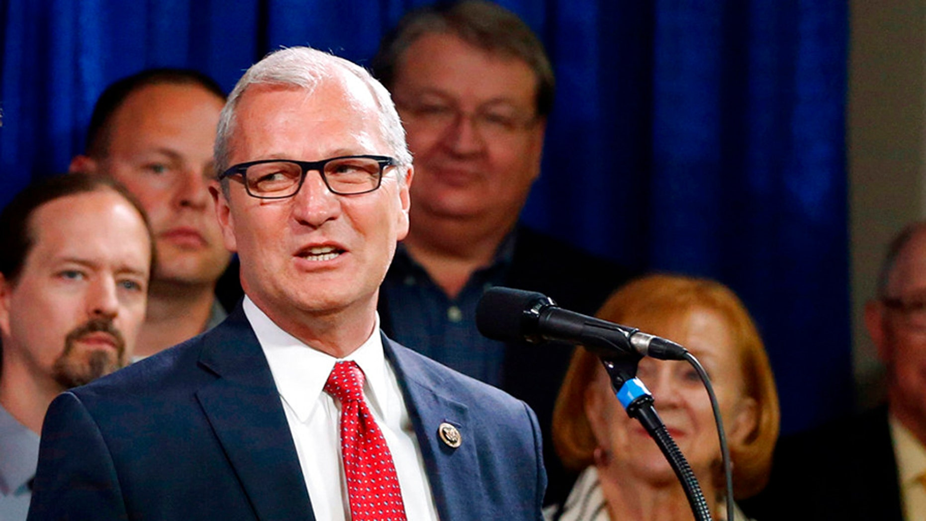 Rep. Kevin Cramer is expected Saturday to win his state party's endorsement in Republicans' bid to unseat Democratic Sen. Heidi Heitkamp.