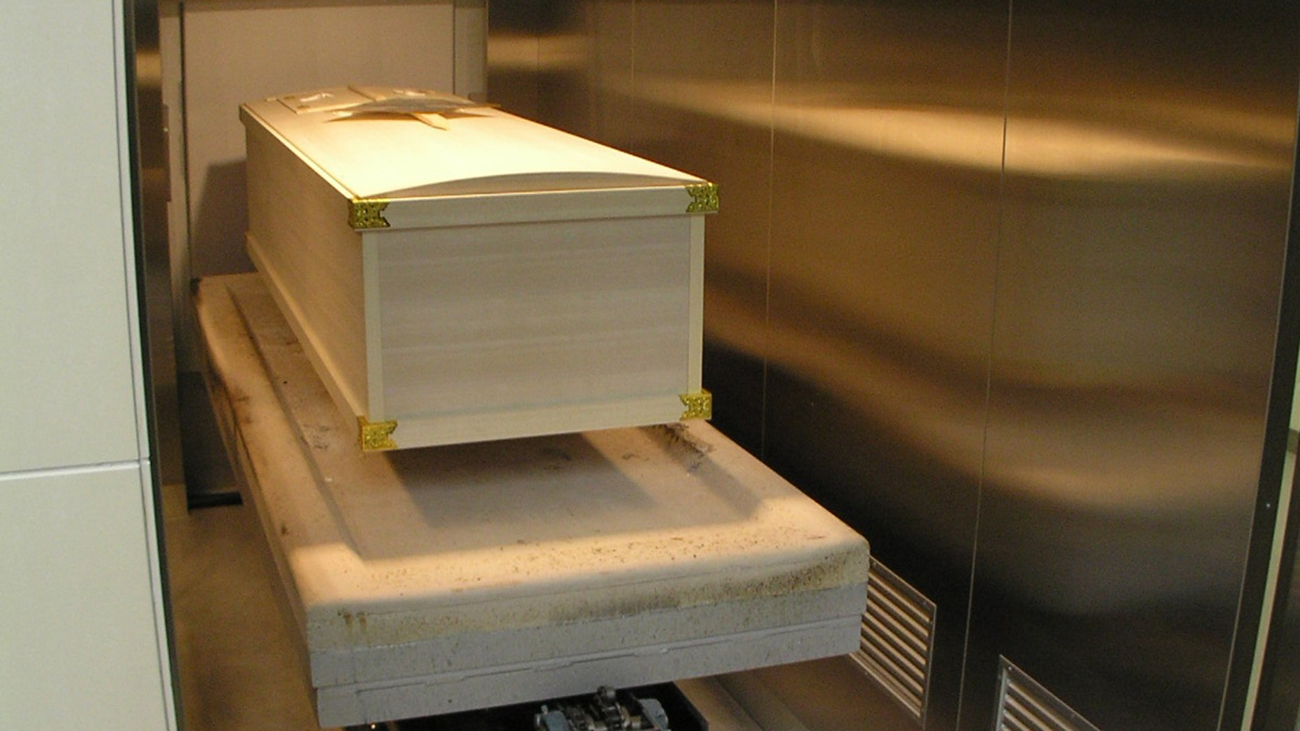 A crematory similar to the one pictured above sent the wrong remains to a mourning family in Utah.