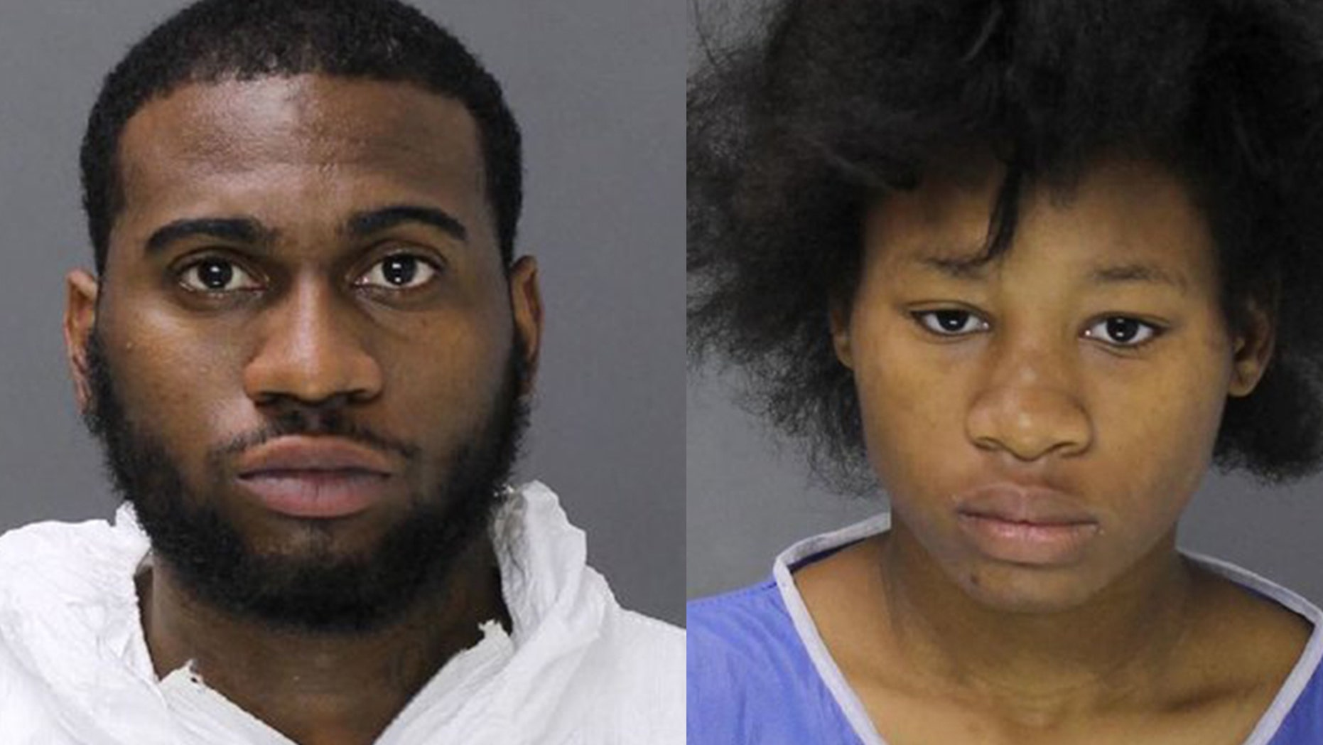 Keiff King, 26, and Lisa Smith, 19, were arrested Tuesday in connection with the beating death of their 4-year-old son, authorities said.