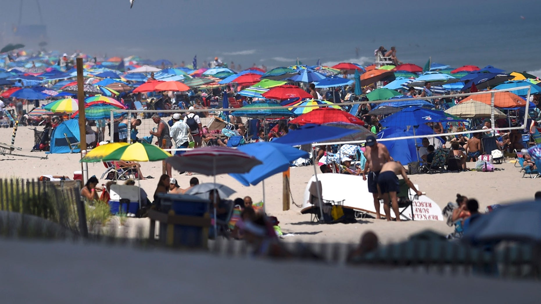 Overcrowding has become a real issue for the Jersey shore borough.