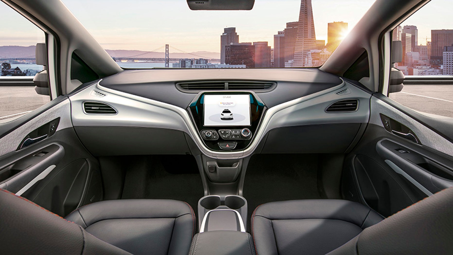General Motors Reveals Autonomous Car With No Steering Wheel Fox News