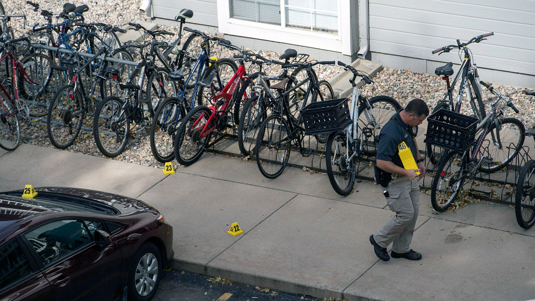 Thursday Morning S Shooting Killed Three People Including A Female Colorado State University Student