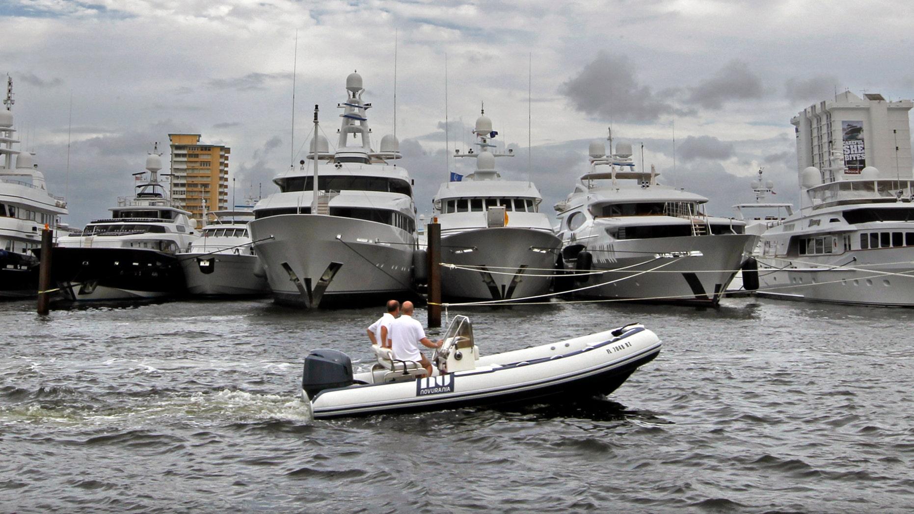 (AP Photo/The Miami Herald,Charles Trainor Jr.)