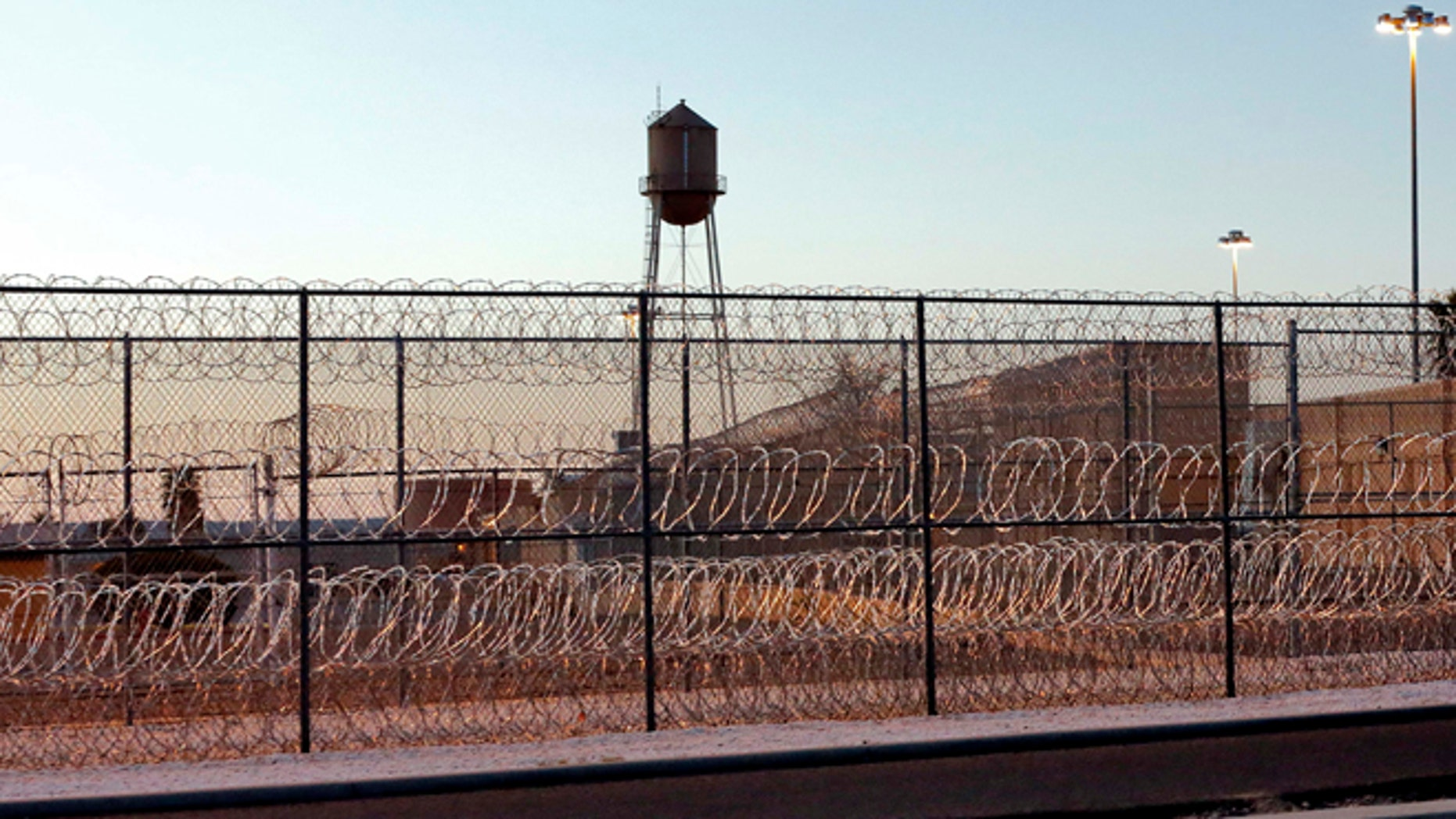 """Feb. 27, 2014: The Federal Correctional Institution is shown in Safford, Ariz. Fernando Gonzalez, 50, known to U.S. authorities as """"Ruben Campa,"""" a member of the """"Cuban Five"""" spy ring, was released from the facility early Thursday where he completed his sentence."""