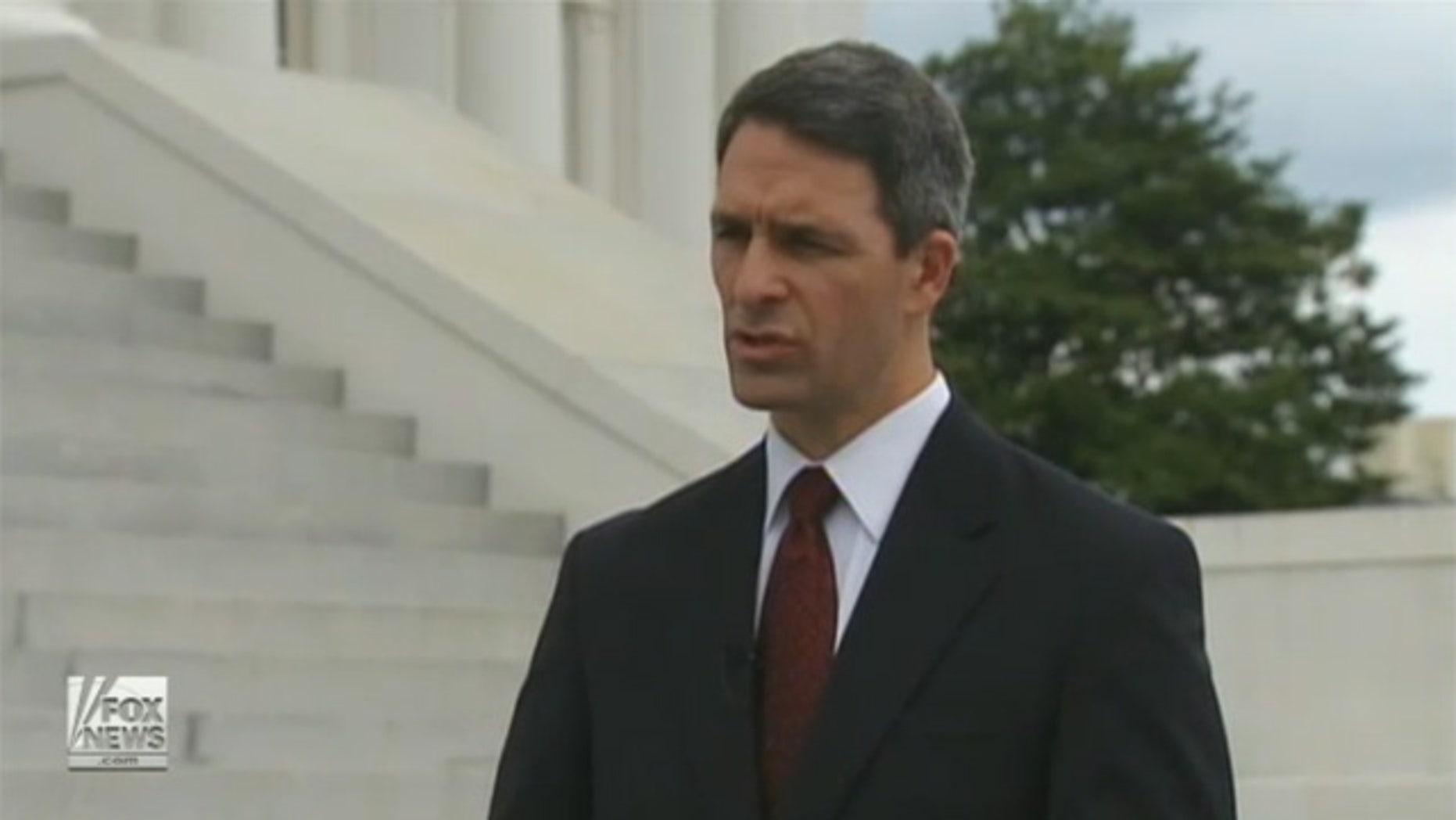 FILE: Virginia Attorney General Ken Cuccinelli. (FNC)