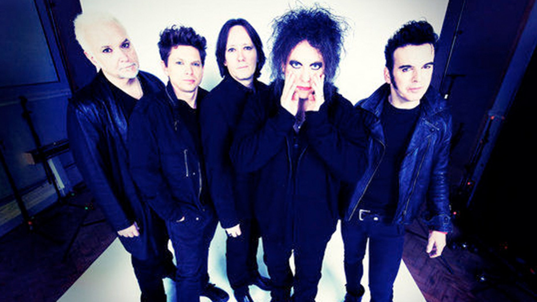 The Cure will play at 2013 Voodoo Fest in New Orleans' City Park.