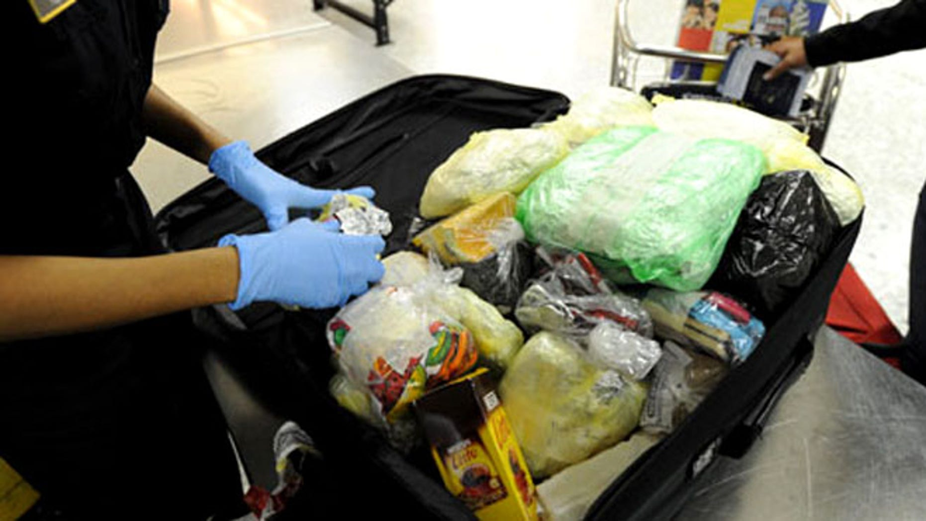 Some seemingly innocuous items can get you busted by U.S. Customs and Border Protection, such as absinthe or soup mix.