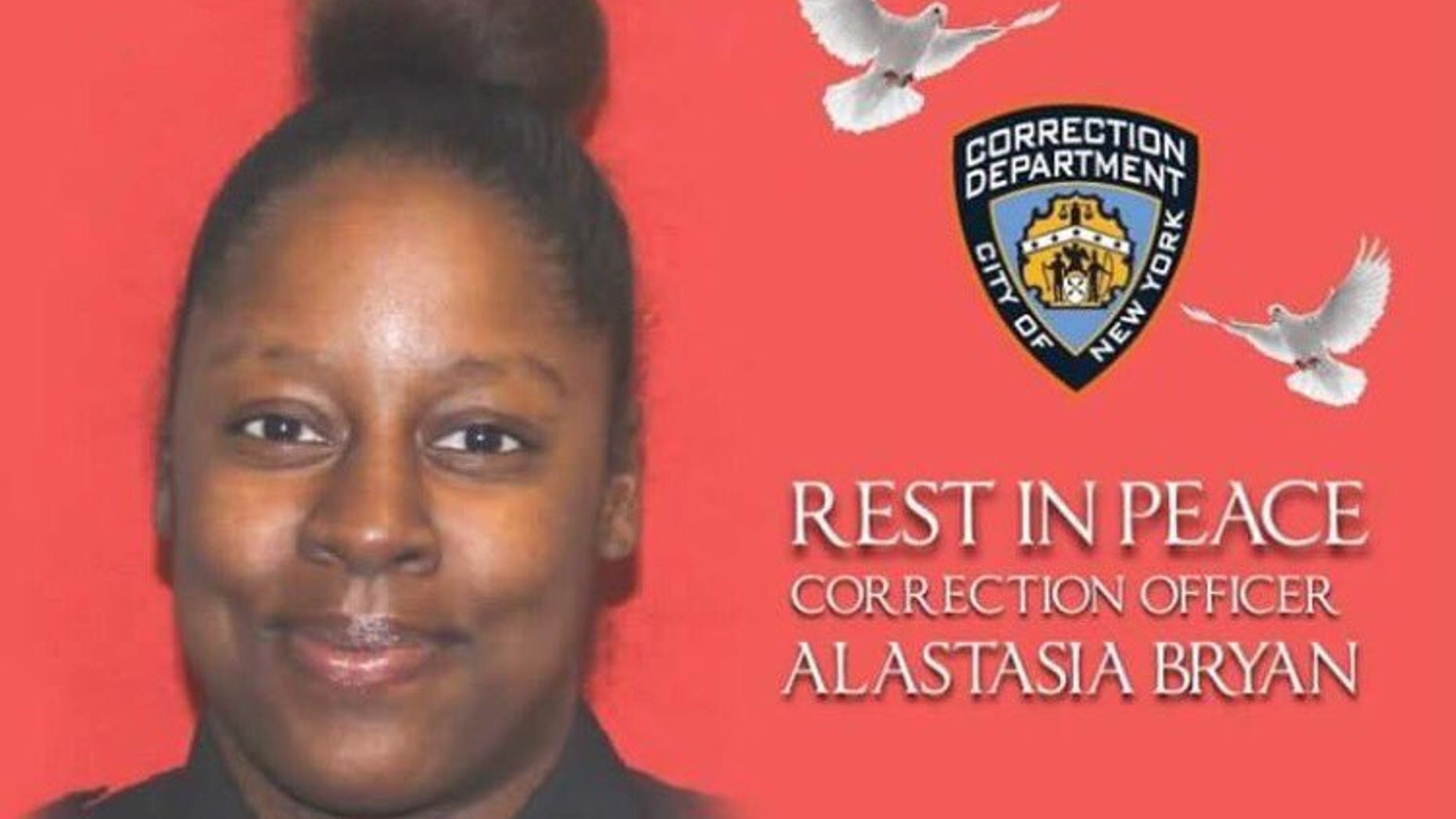 A tribute image to Alastasia Bryan.