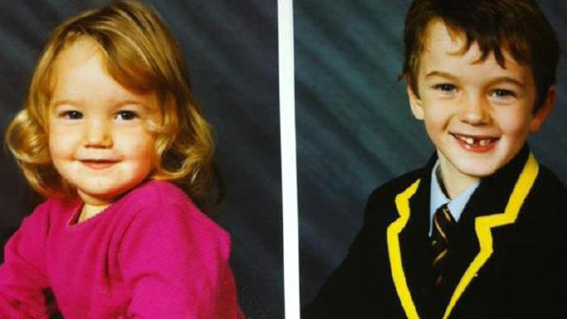 Mom Beth McGarrity has revealed how her son and daughter both told her they wanted to swap gender, within weeks of each other.