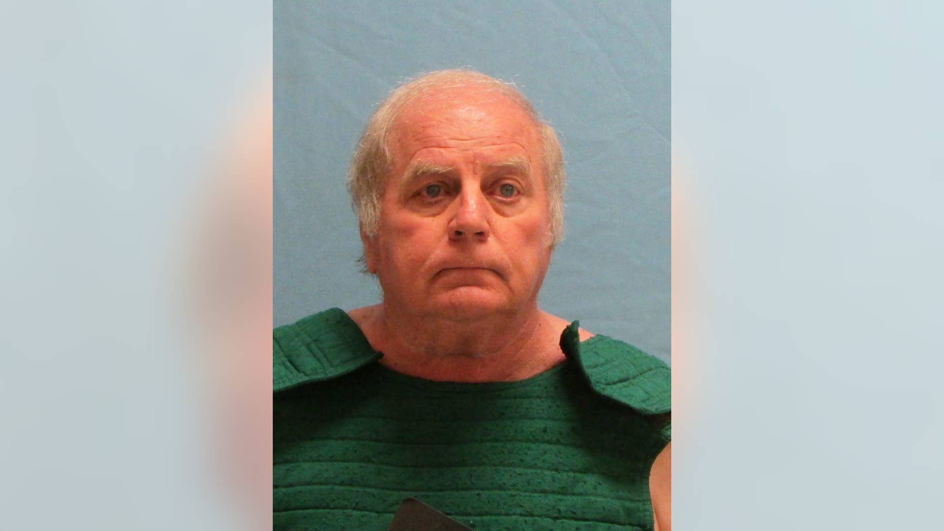 """This photo provided by the Pulaski County Sheriffs Office shows Joseph Boeckmann.  Boeckman is a former Arkansas judge accused of giving lighter sentences to defendants in exchange for nude photos and sexual acts tried to bribe witnesses and had an accomplice threaten to make one of them """"disappear,"""" federal prosecutors said shortly after his arrest Monday, Oct. 17, 2016. (Pulaski County Sheriffs Office via AP)"""