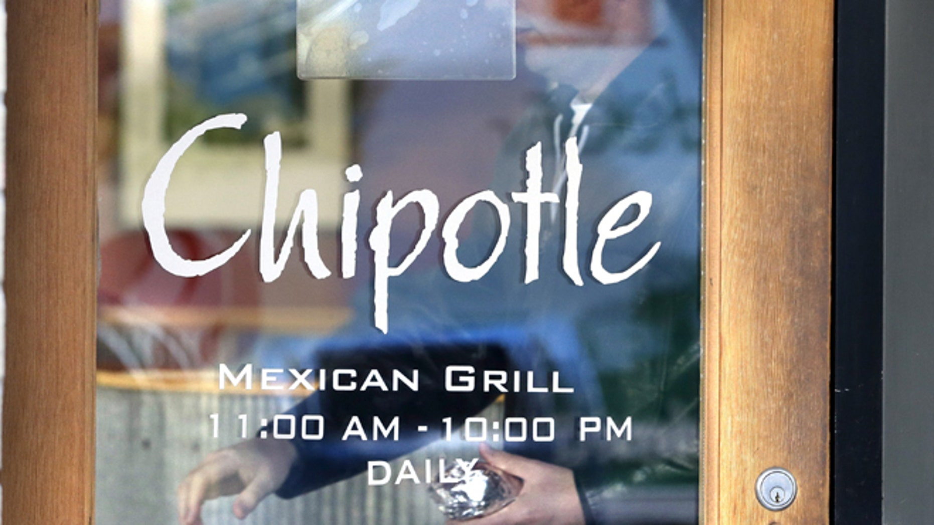 Paul Chipotle manager fired after reportedly asking customers to pay before ordering
