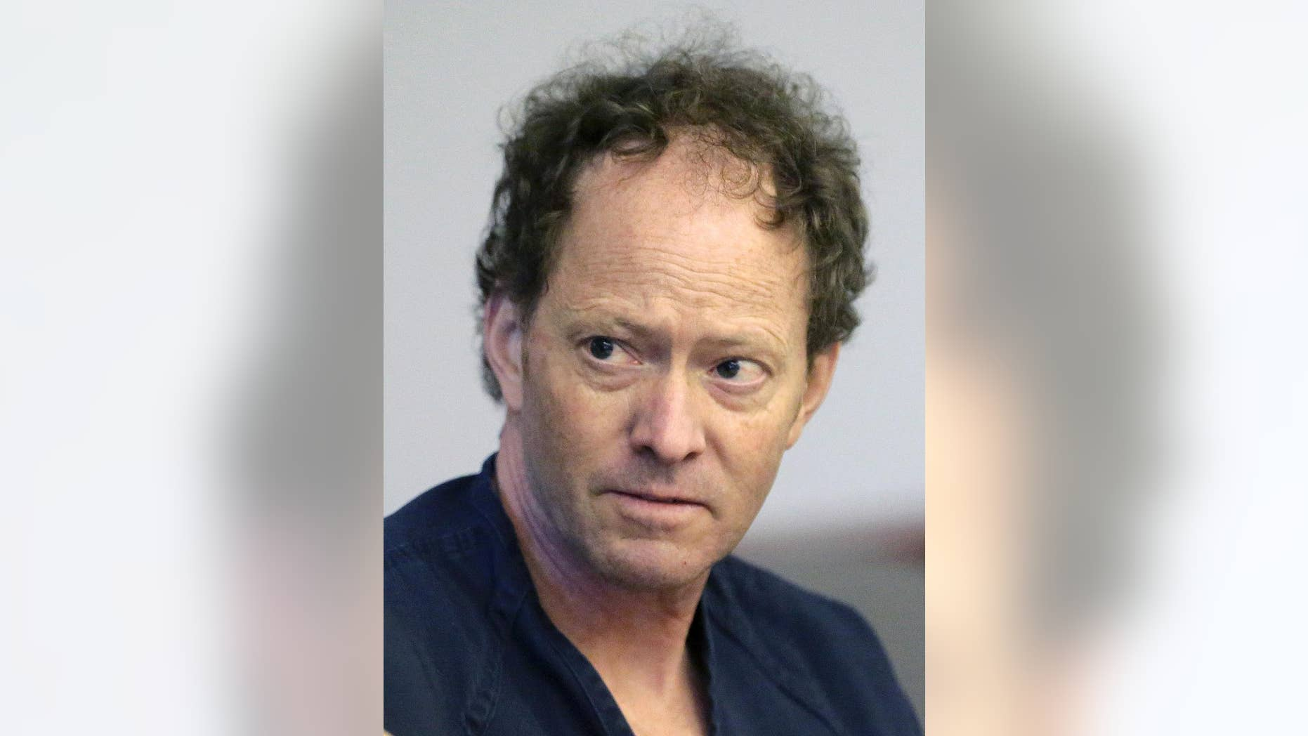 FILE - In this May 9, 2014, file photo, John Brickman Wall, a Salt Lake City pediatrician, appears in court in Salt Lake City. Jurors convicted Wall of murder Thursday, March 12, 2015, in the death of his former wife Uta von Schwedler. (AP Photo/Rick Bowmer, Pool, File)