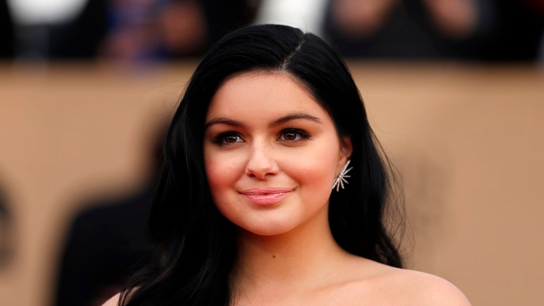 Ariel Winter says she lost weight because she changed antidepressants