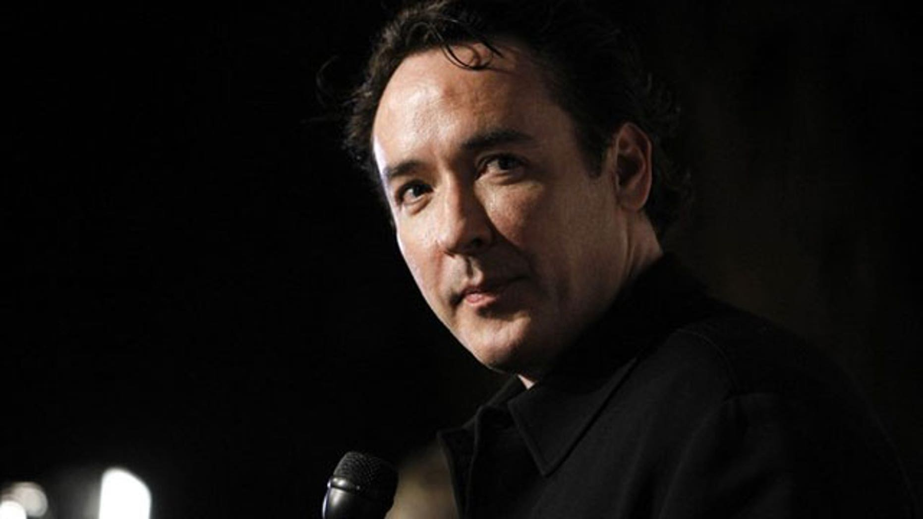 During the 2008 election, Cusack spoke out against John McCain for MoveOn.org.
