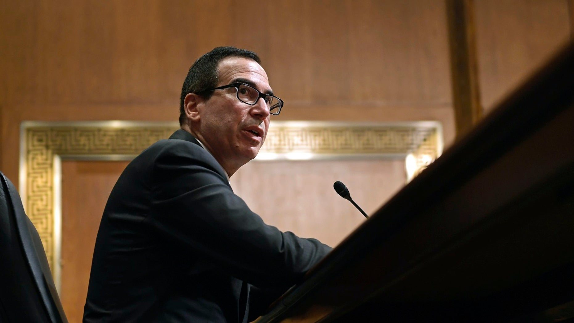 Treasury Secretary Steven Mnuchin's trips on military aircraft last year cost taxpayers roughly $1 million, according to documents obtained by Citizens for Responsibility and Ethics in Washington (CREW).