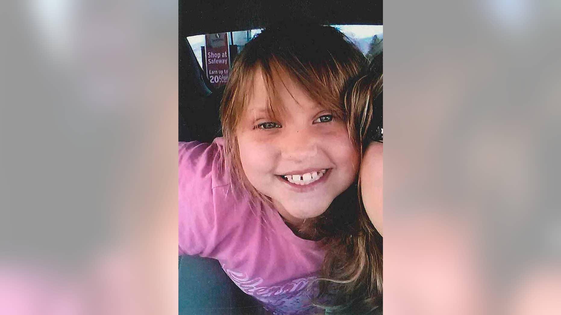 """This undated photo provided by the Bullhead City Police Department shows Isabella """"Bella"""" Grogan-Cannella, an 8-year-old Bullhead City, Ariz., girl who was reported missing on Tuesday, Sept. 2, 2014. Police, firefighters and volunteers fanned out in Bullhead city neighborhoods, nearby parks and river areas to look for the missing child. (AP Photo/Courtesy of the Bullhead City Police Department)"""