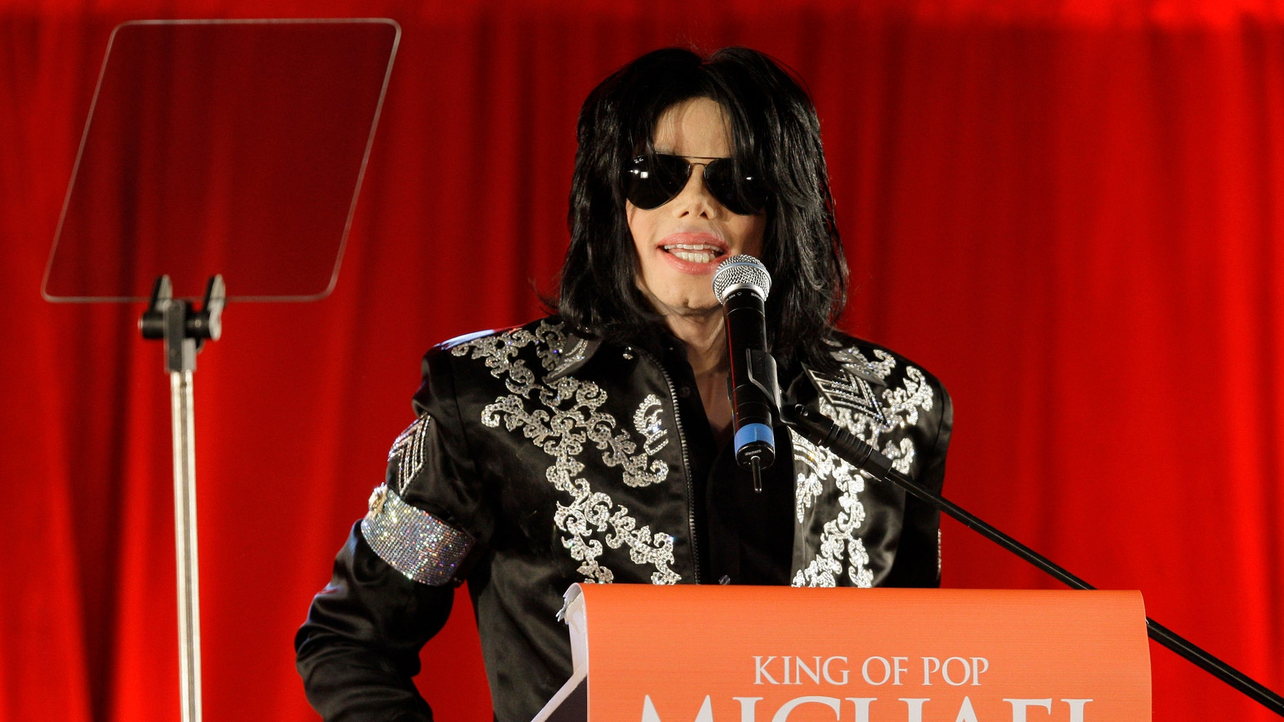 March 5, 2009. Michael Jackson announces that he is set to play a series of comeback concerts at the London O2 Arena in July, which he announced at a press conference at the London O2 Arena. A judge heard arguments on Friday, Jan. 3, 2014, from lawyers for Jackson's mother, Katherine Jackson, who is seeking a new trial in her negligent hiring case against concert promoter AEG Live LLC.