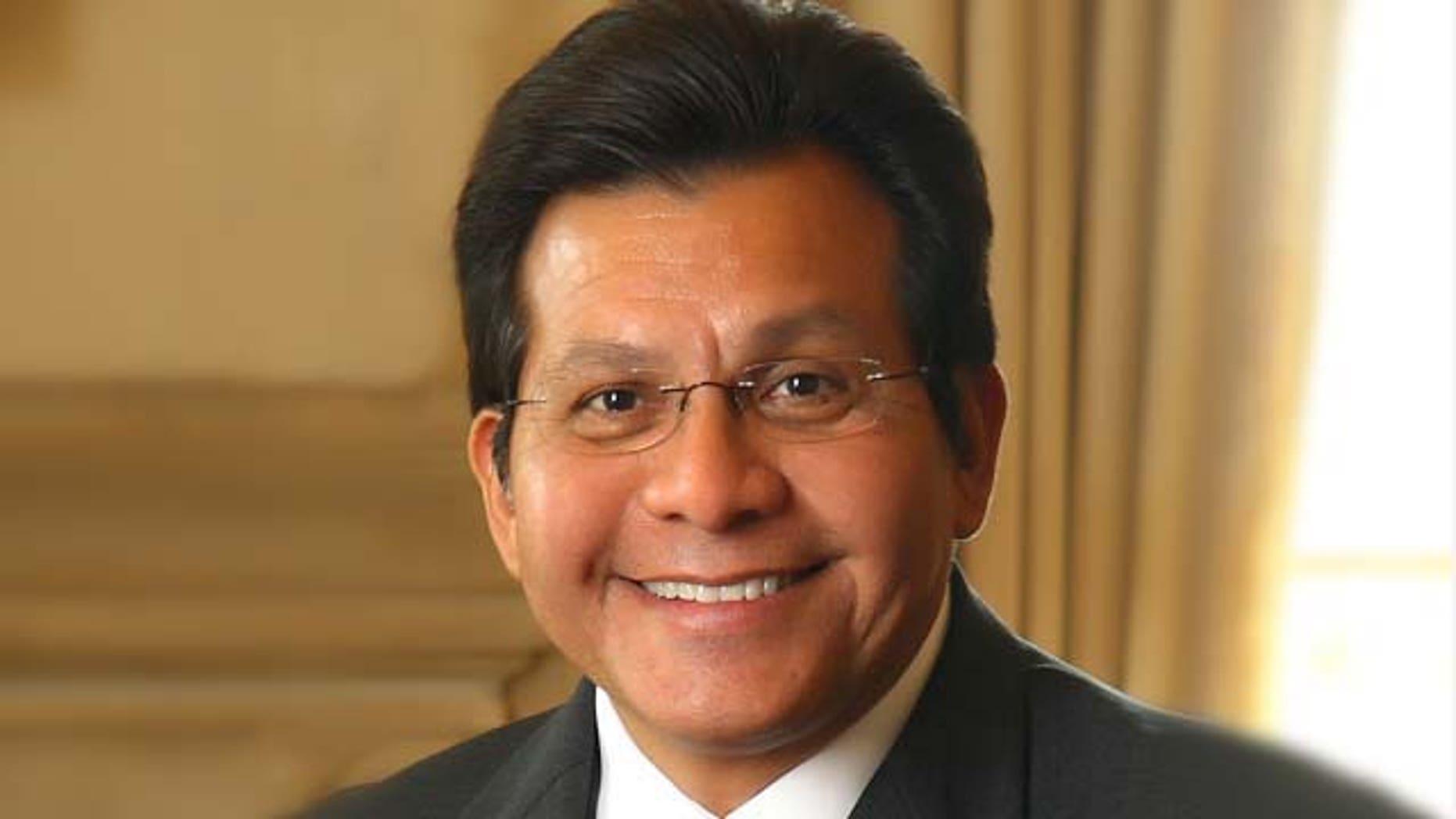 Former Attorney General Alberto Gonzales.