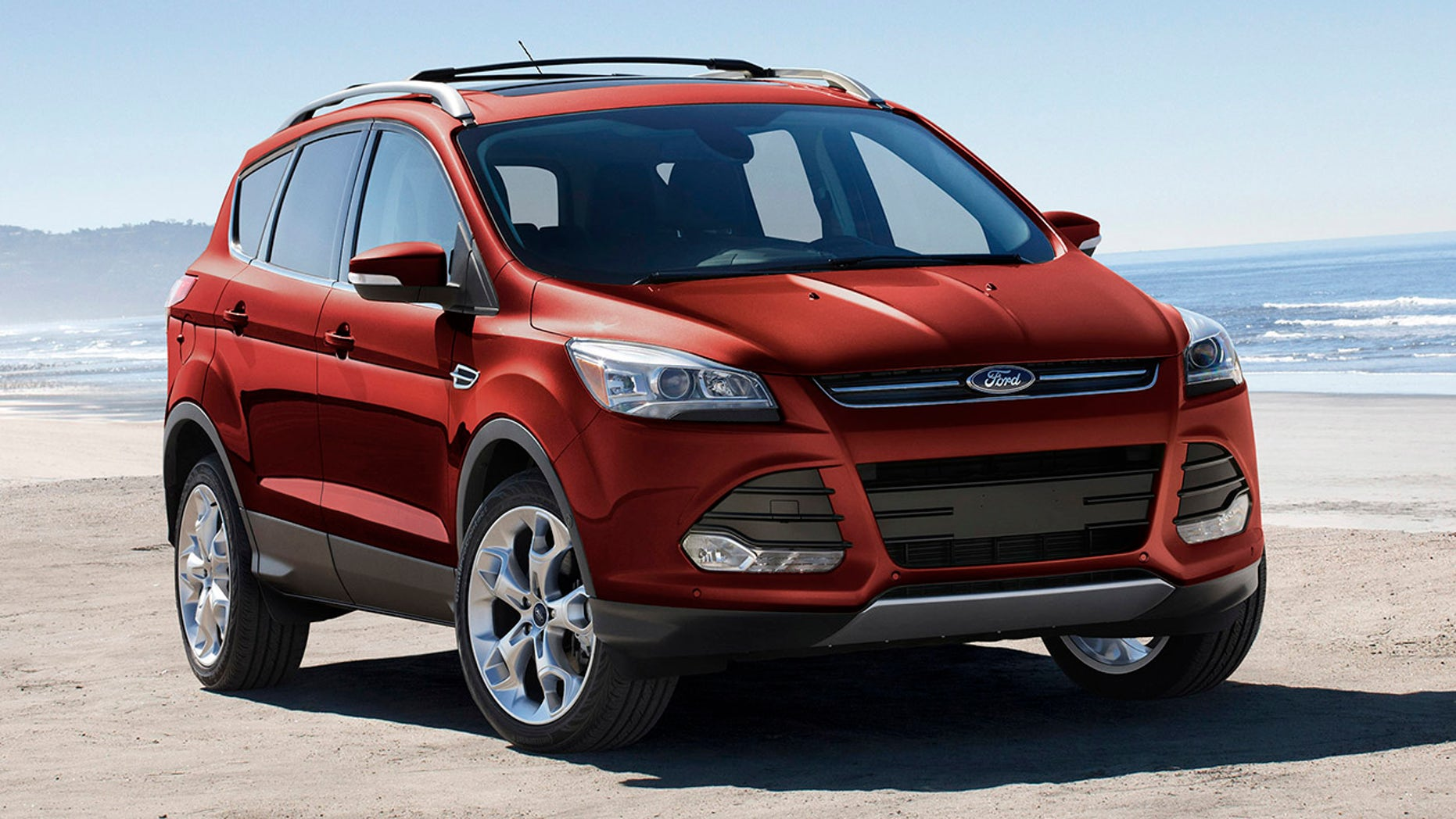 This undated photo provided by Ford shows a 2015 Ford Escape, one of the used Ford and Lincoln vehicles available through Canvas, a car subscription service created by Ford and now operating in Los Angeles and San Francisco. Car subscription services promise a hassle-free way to get a car, sometimes including unlimited opportunities to switch vehicles. (Ford Motor Co. via AP)