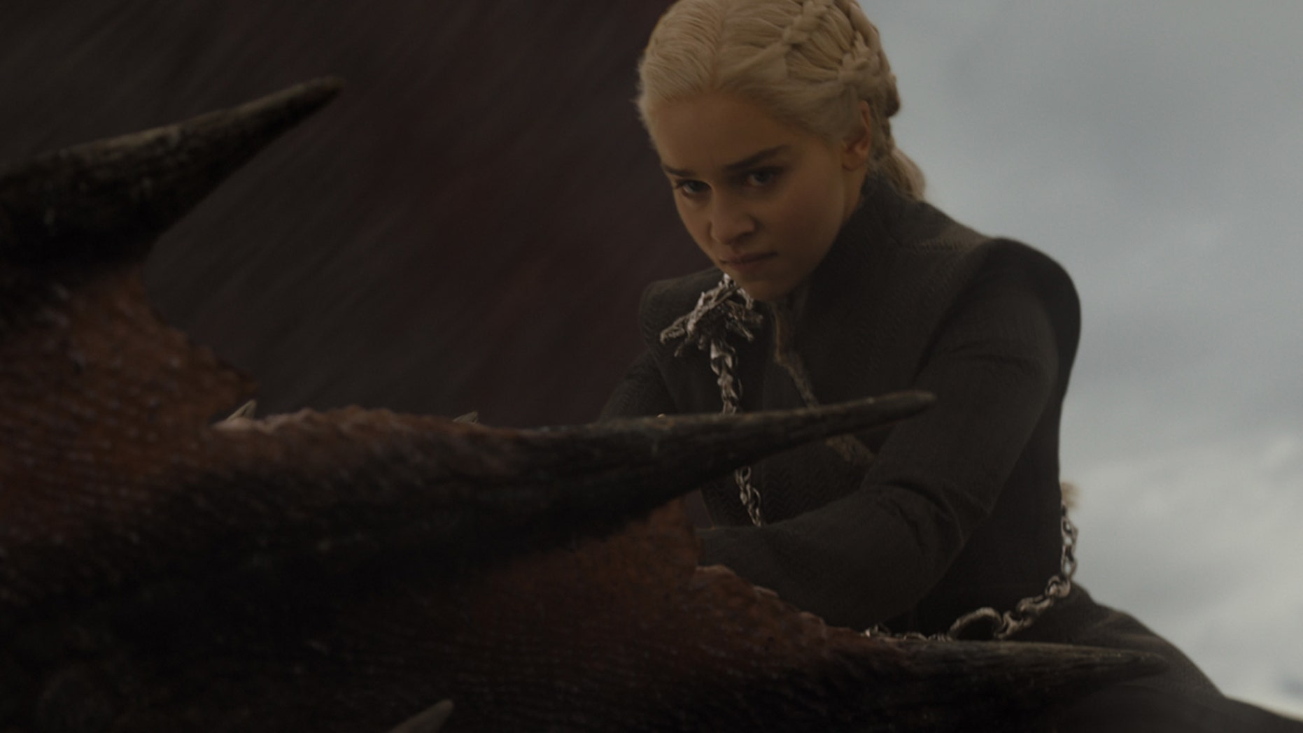 "Emilia Clarke stars as Daenerys Targaryen on the HBO series ""Game of Thrones."""