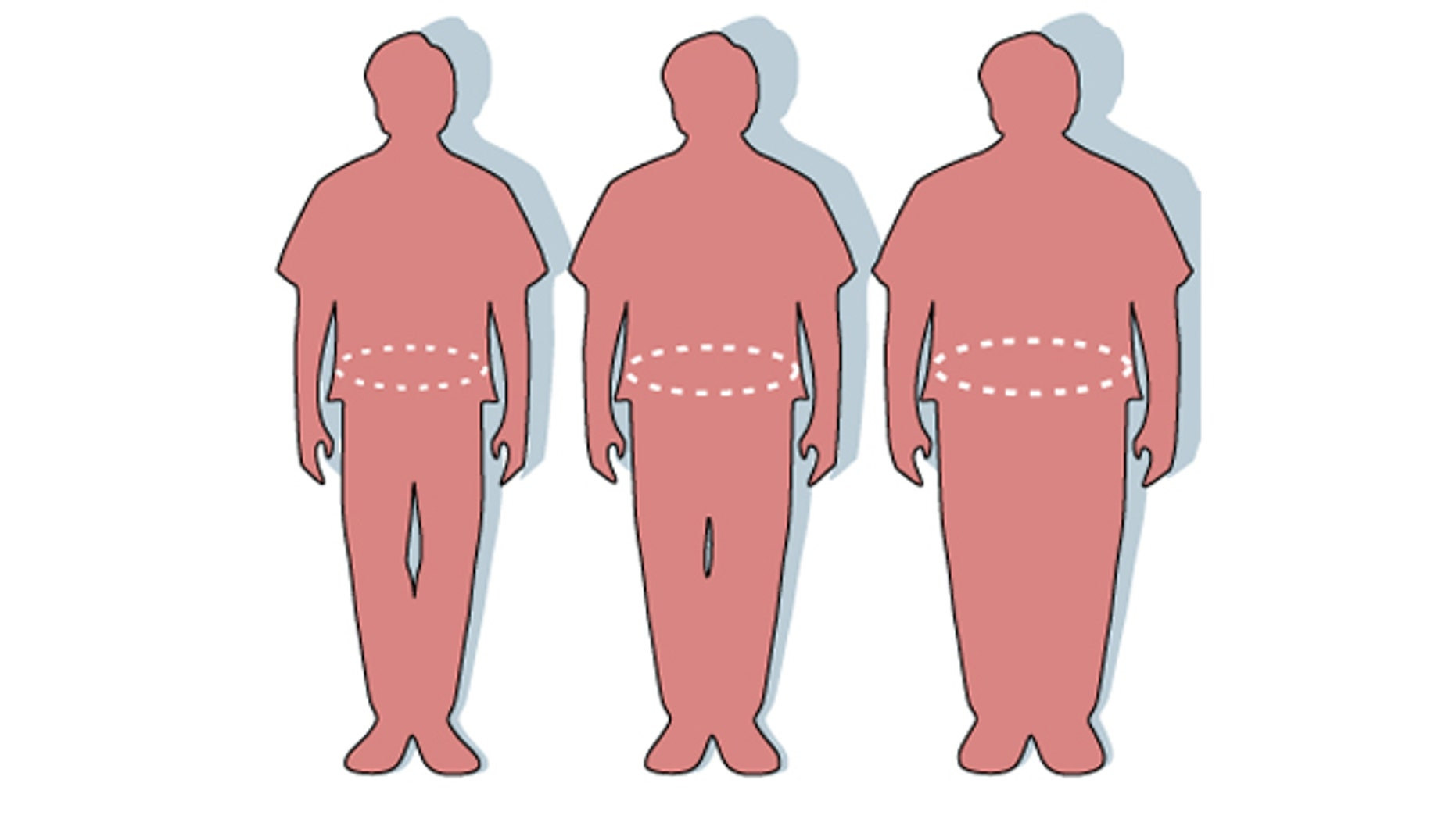 Your DNA may determine whether you are too thin, normal, or overweight.