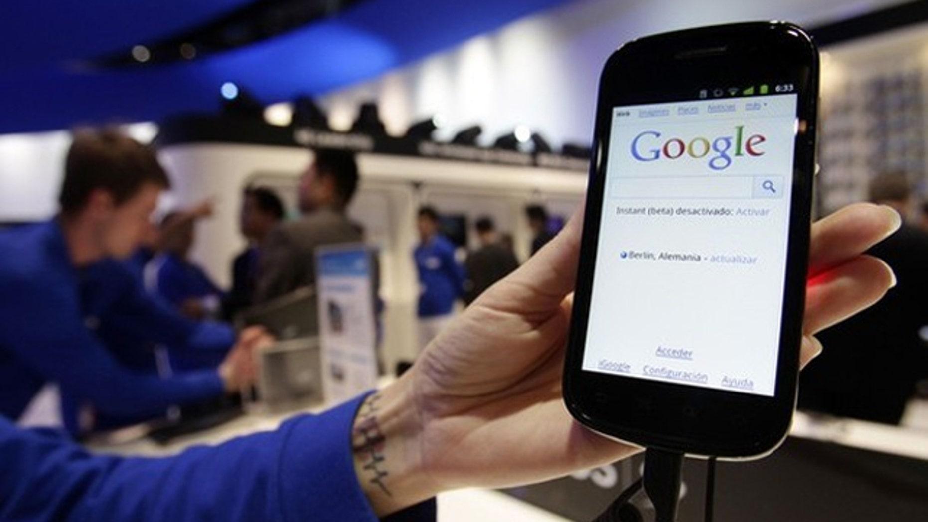 Microsoft's big moneymaker: Google phones