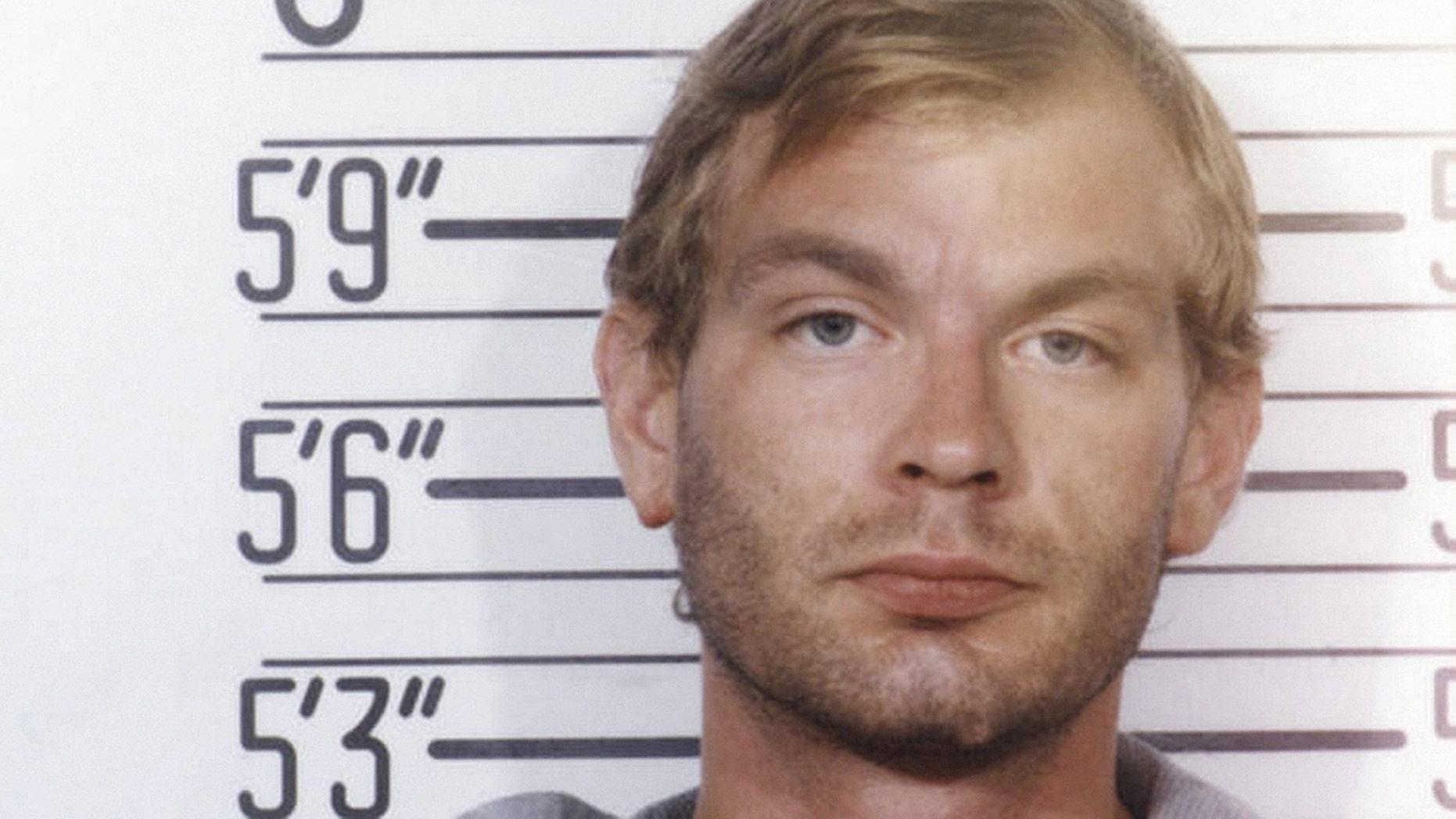 Ve Tl Serial Killer Jeffrey Dahmers Sketch Showed Plans For Shrine Of Skulls