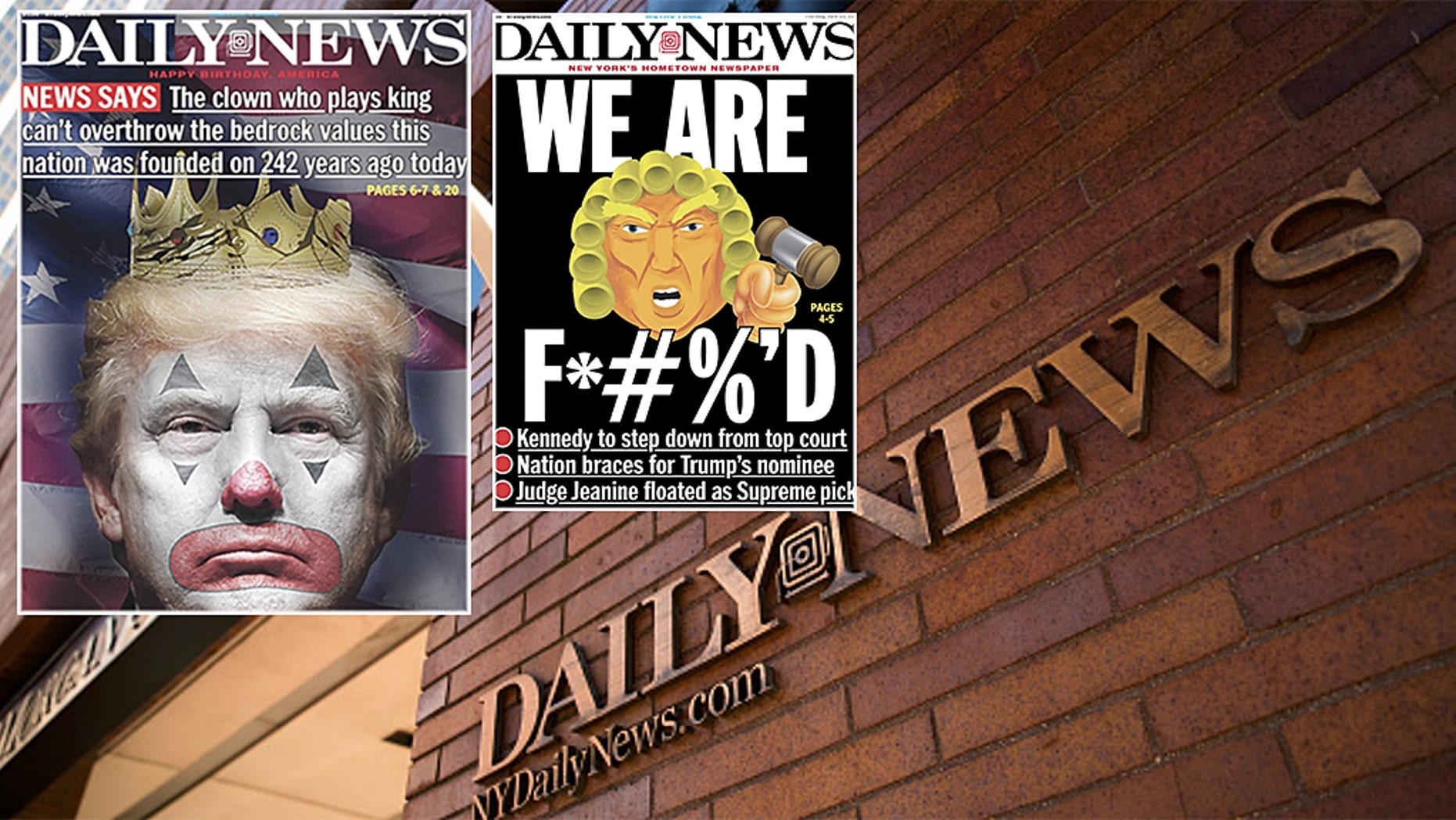 The New York Daily News will let go of roughly 50 percent of its editorial staff.