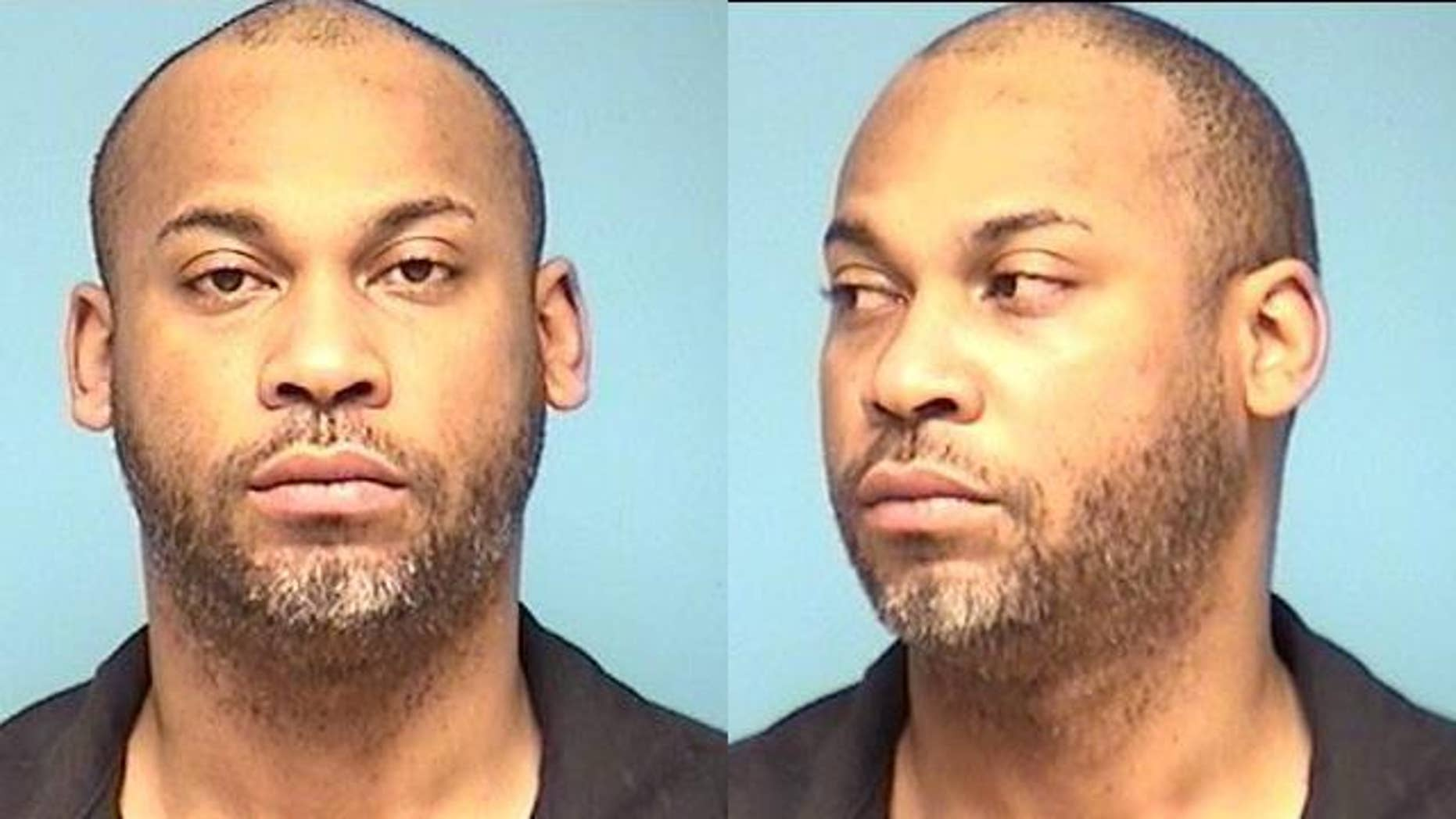 Authorities charged Daniel Scott, Jr. with aggravated menacing.