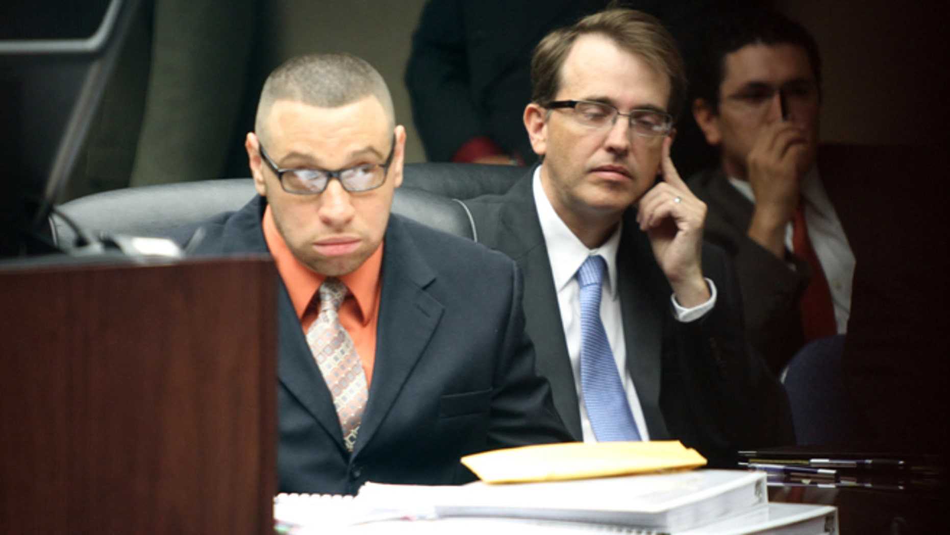 Daniel Villegas awaits decision on retrial in the 210th District Court in El Paso, Tex.