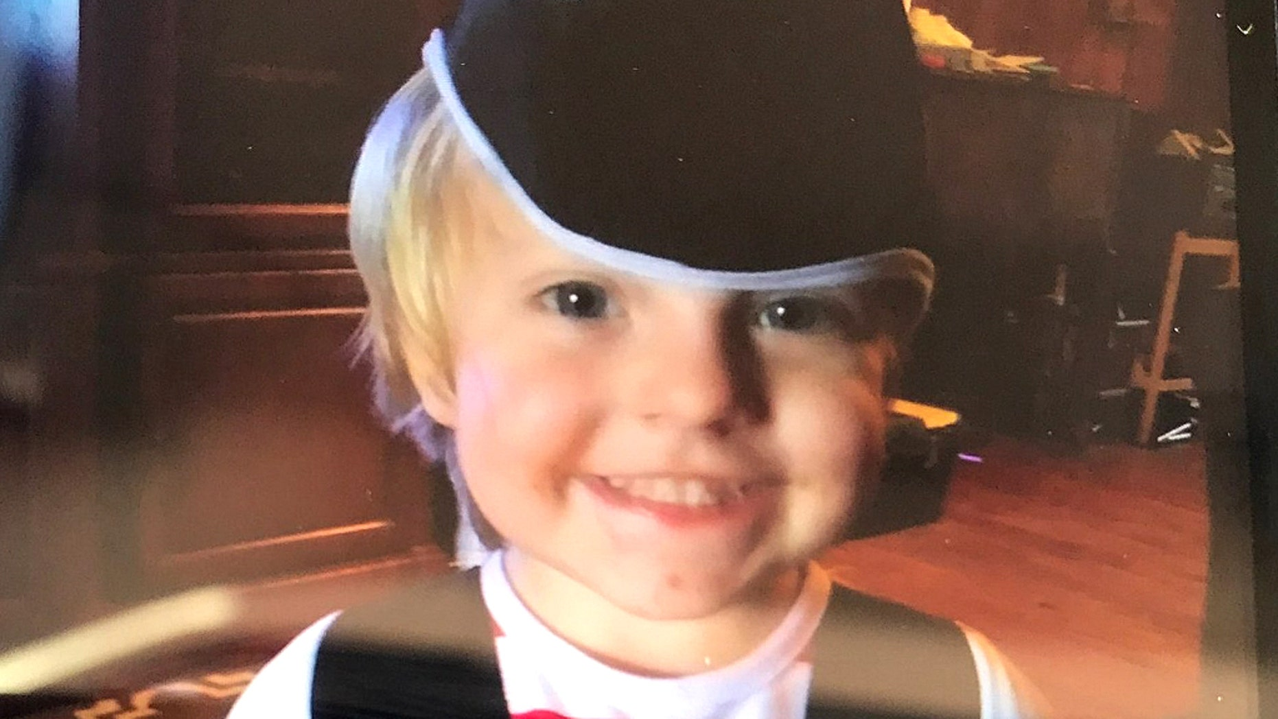 Little Daniel Theriot, 3, was found murdered Monday, a day after his mother reported him missing.