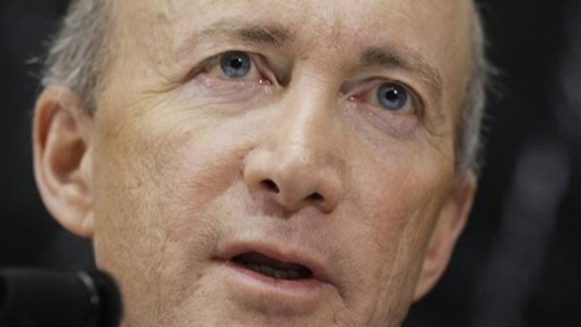 In this Jan. 19 photo, Indiana Gov. Mitch Daniels is shown in Indianapolis. (AP Photo)