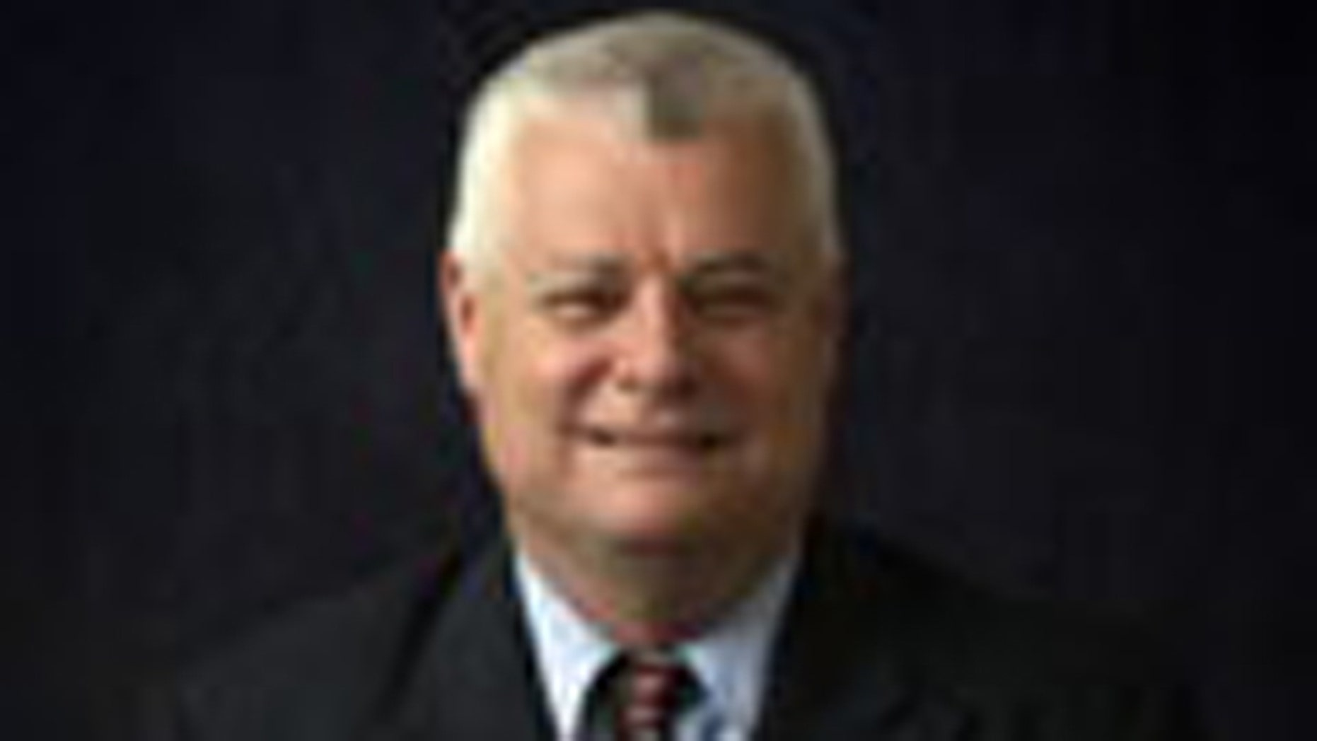 This undated photo shows City Manager Dan O'Leary.