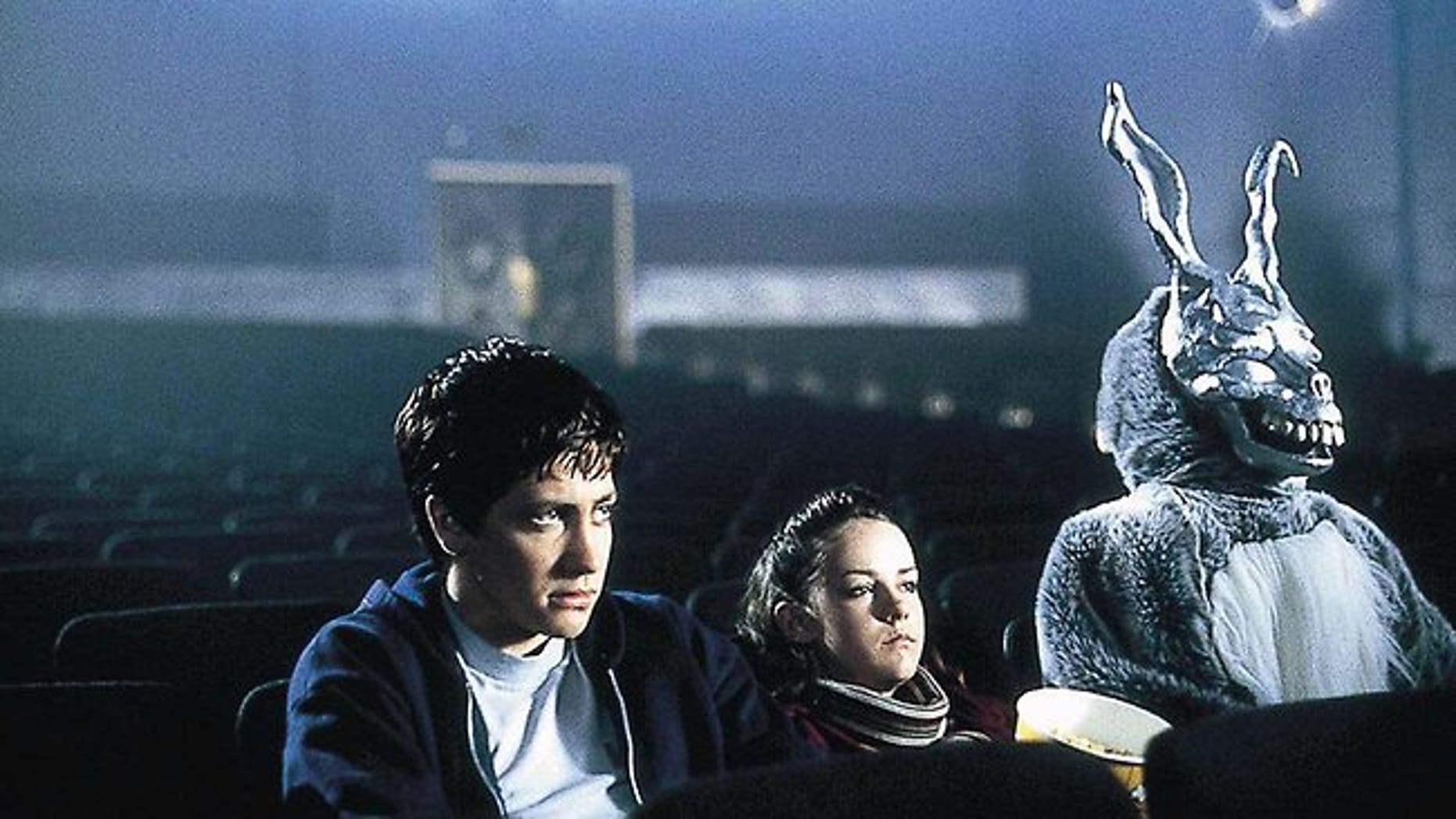 """Time travel stories on TV are totally made up, say Chinese officials. Time-travel is a wildly popular theme in TV and film, such as the movie """"Donnie Darko,"""" seen here."""