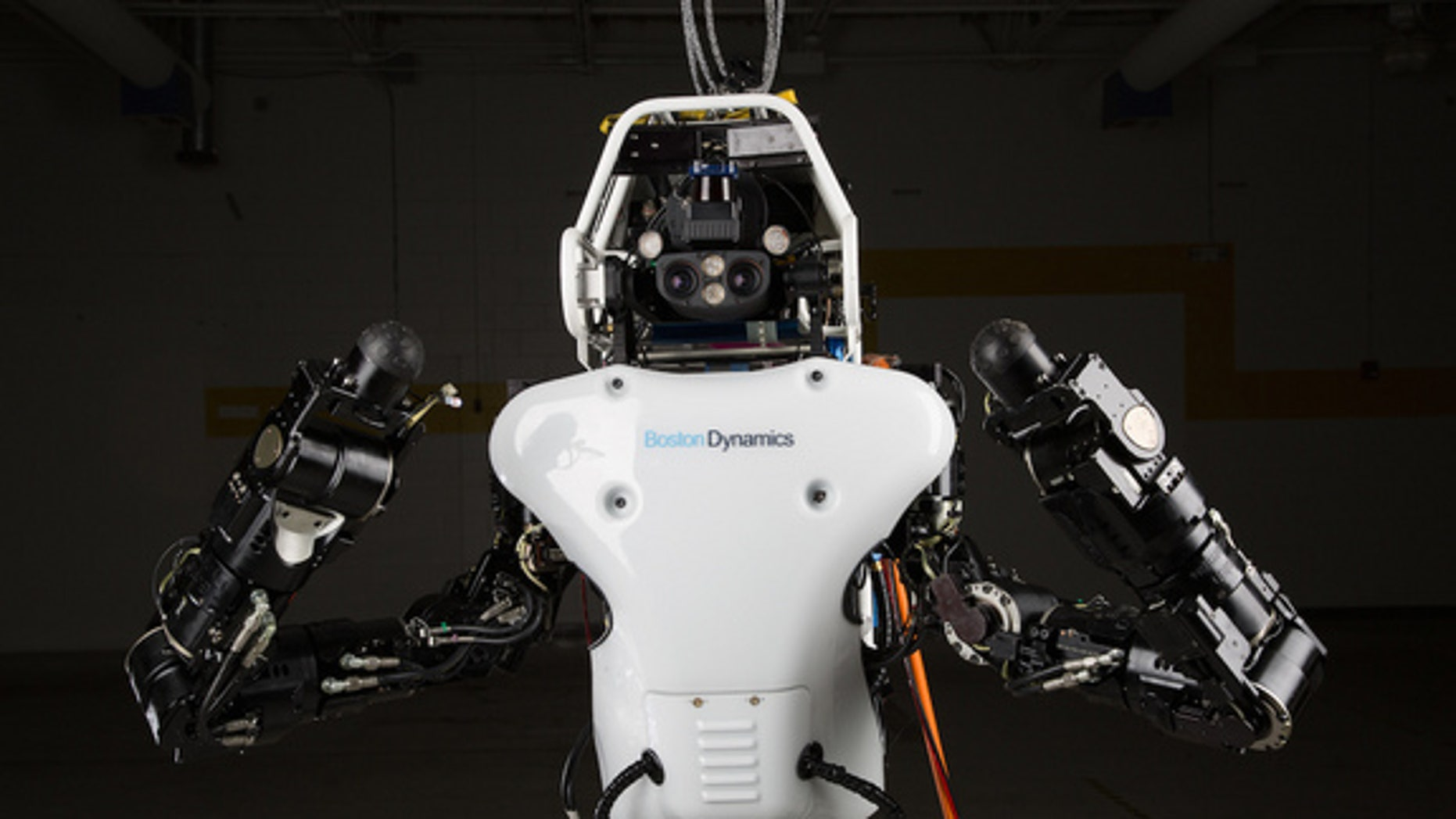 DARPA's Atlas robot has been revamped ahead of this summer's competition. But robotics teams will have to develop their own software for the improved bot.