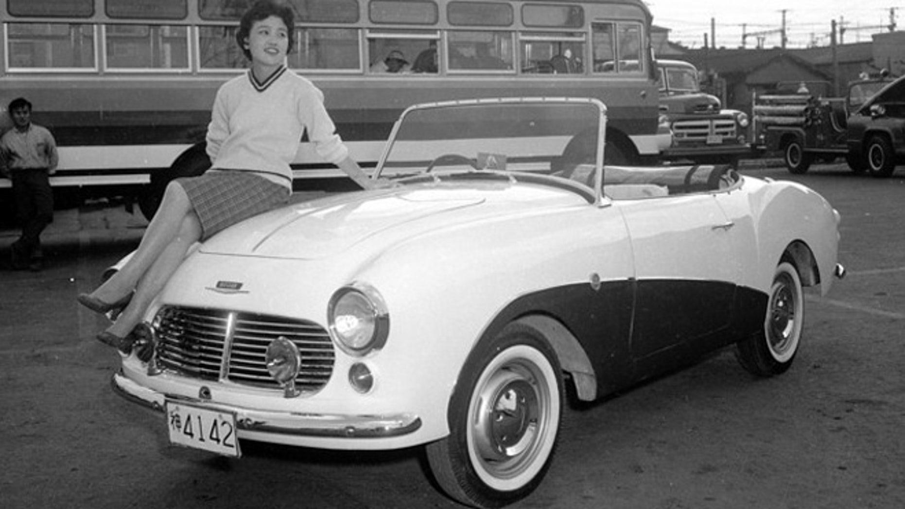 1958 Datsun Sedan