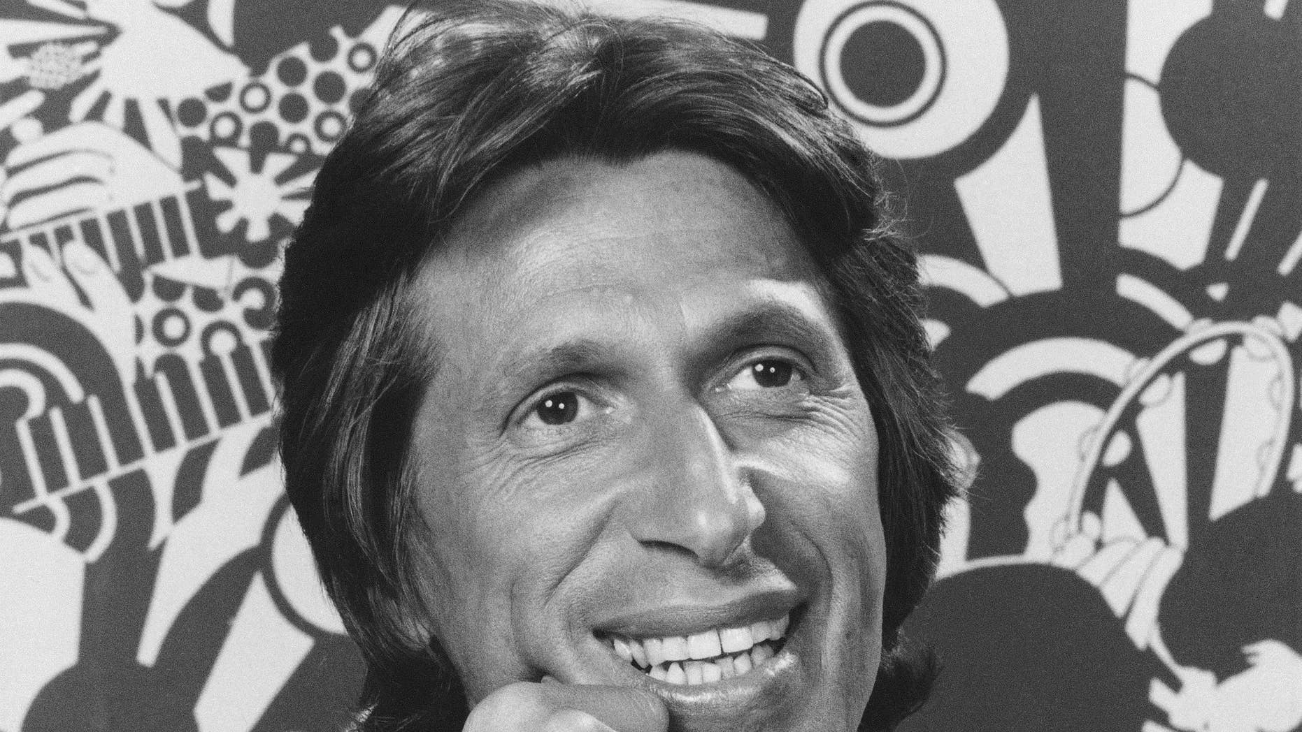 July 13, 1977. Portrait of David Brenner. On Saturday, March 15, 2014, publicist Jeff Abraham announced Brenner has died at the age of 78.