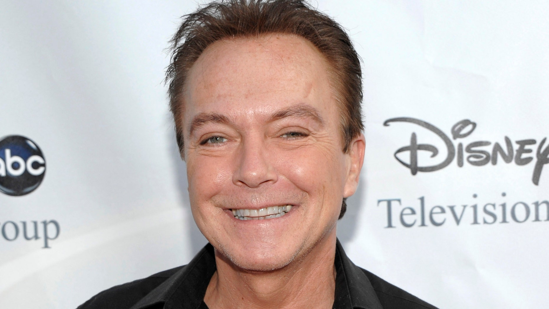 Aug. 8, 2009. David Cassidy at the ABC Disney Summer press tour party in Pasadena, Calif.