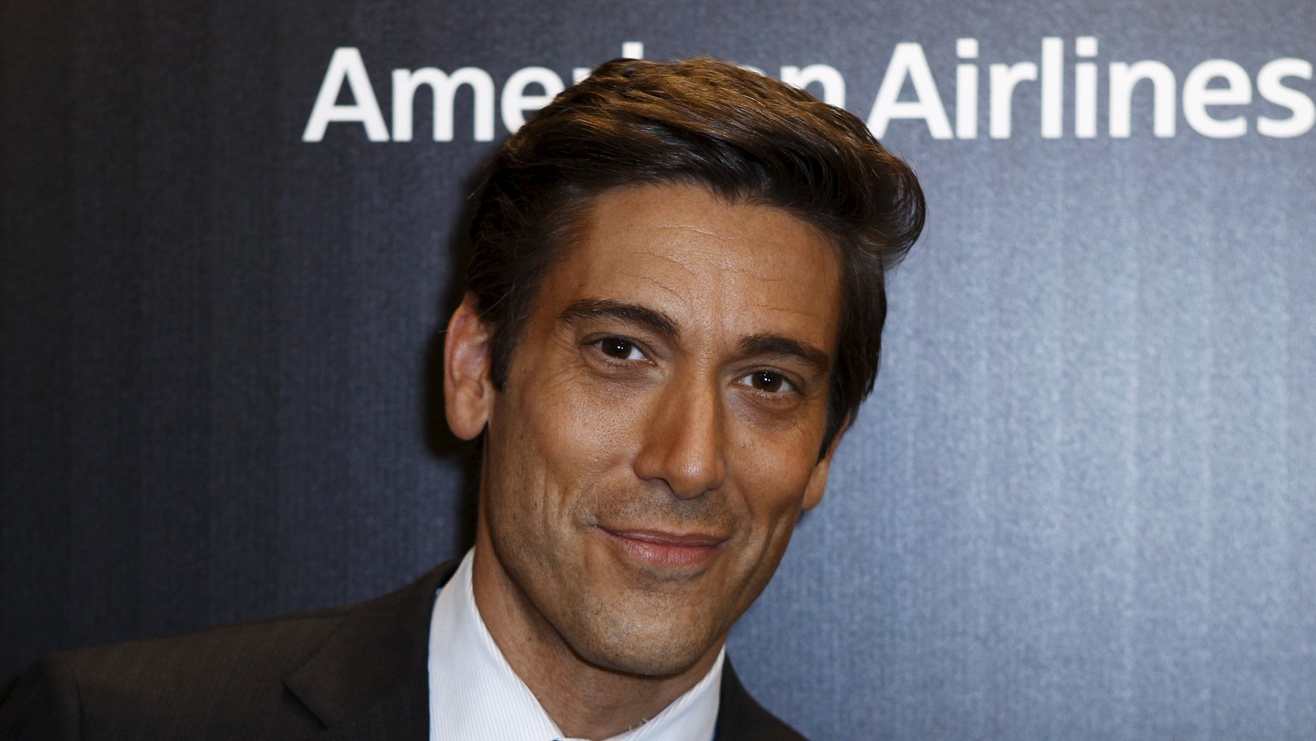 """News anchor David Muir attends """"The 35 Most Powerful People In Media"""" celebrated by The Hollywoood Reporter in New York April 8, 2015. REUTERS/Eduardo Munoz - RTR4WL8B"""