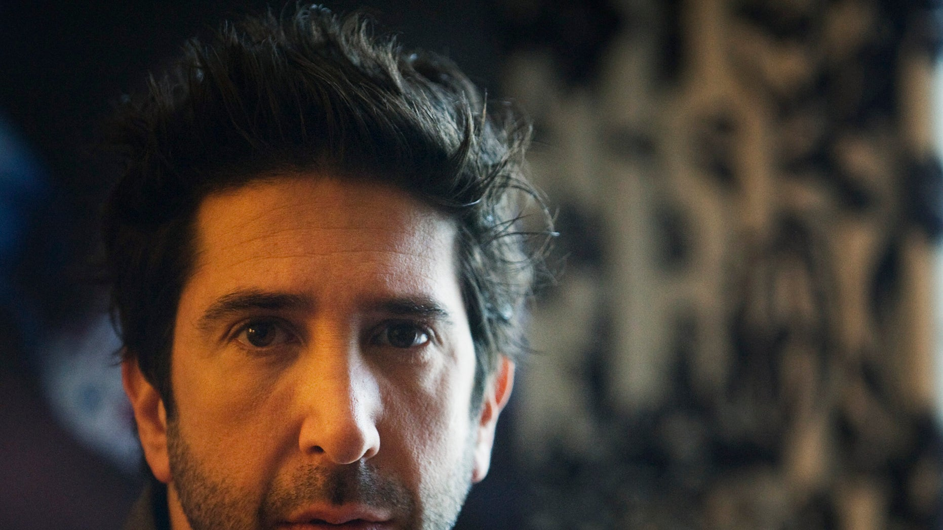 "September 10, 2010. American actor and director David Schwimmer poses for a portrait to promote the film ""Trust"" during the 35th Toronto International Film Festival."