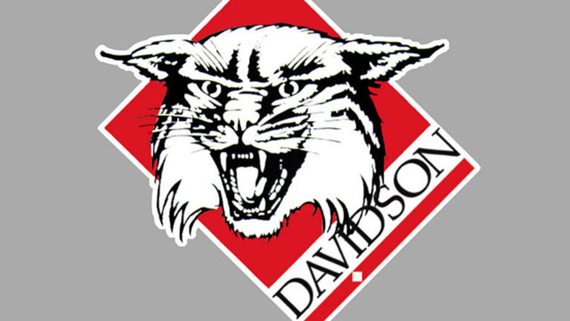 Logo for Davidson College Wildcats