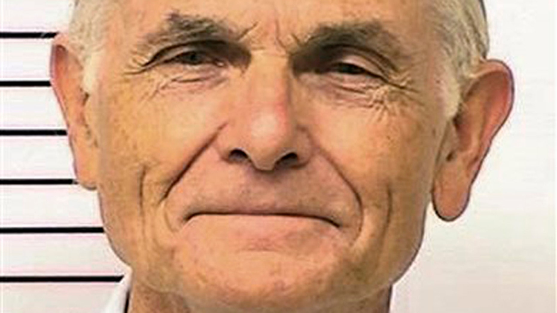 FILE: Gov. Jerry Brown reversed a parole board and denied the release of Bruce Davis, a former Charles Manson follower who has served more than 40 years in prison.