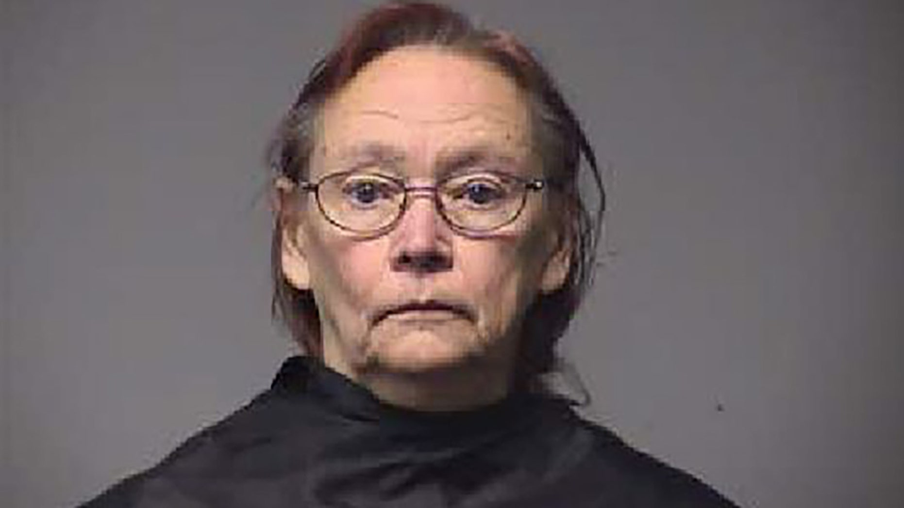 """Margaret Sue Tennis, 60, was charged with third-degree assault and battery after allegedly spanking a boy with a paddle known as """"Bob,"""" a report said."""