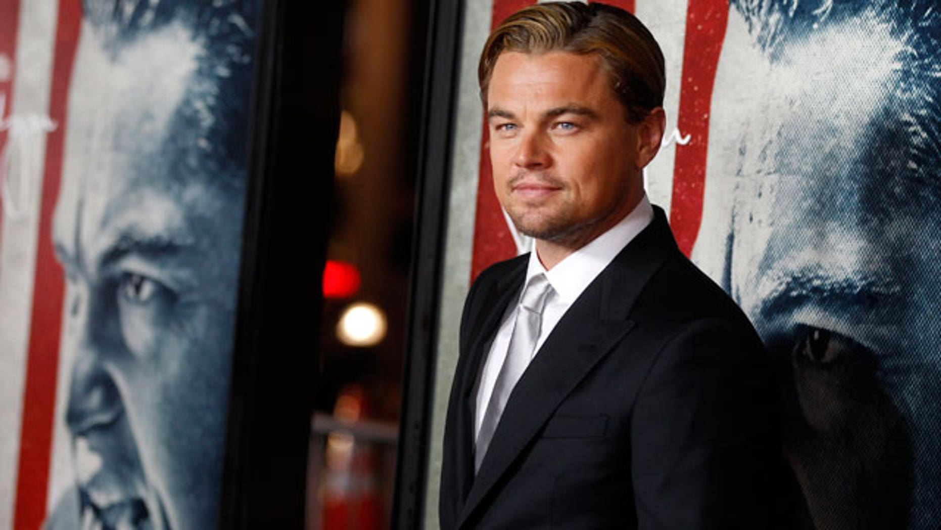 Leonardo DiCaprio plays J. Edgar Hoover.