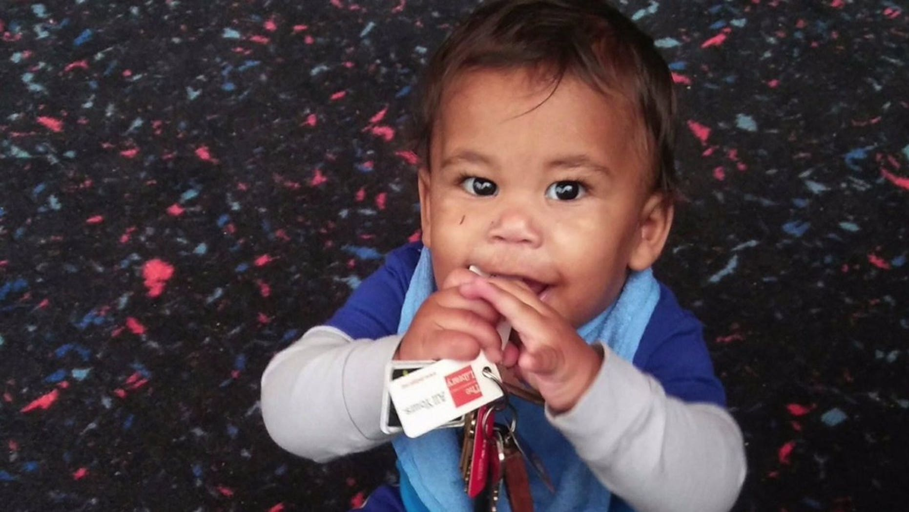 Major Maxie was declared brain dead after he was rushed to the hospital when his father found him not breathing in a car seat. (Fox 59)