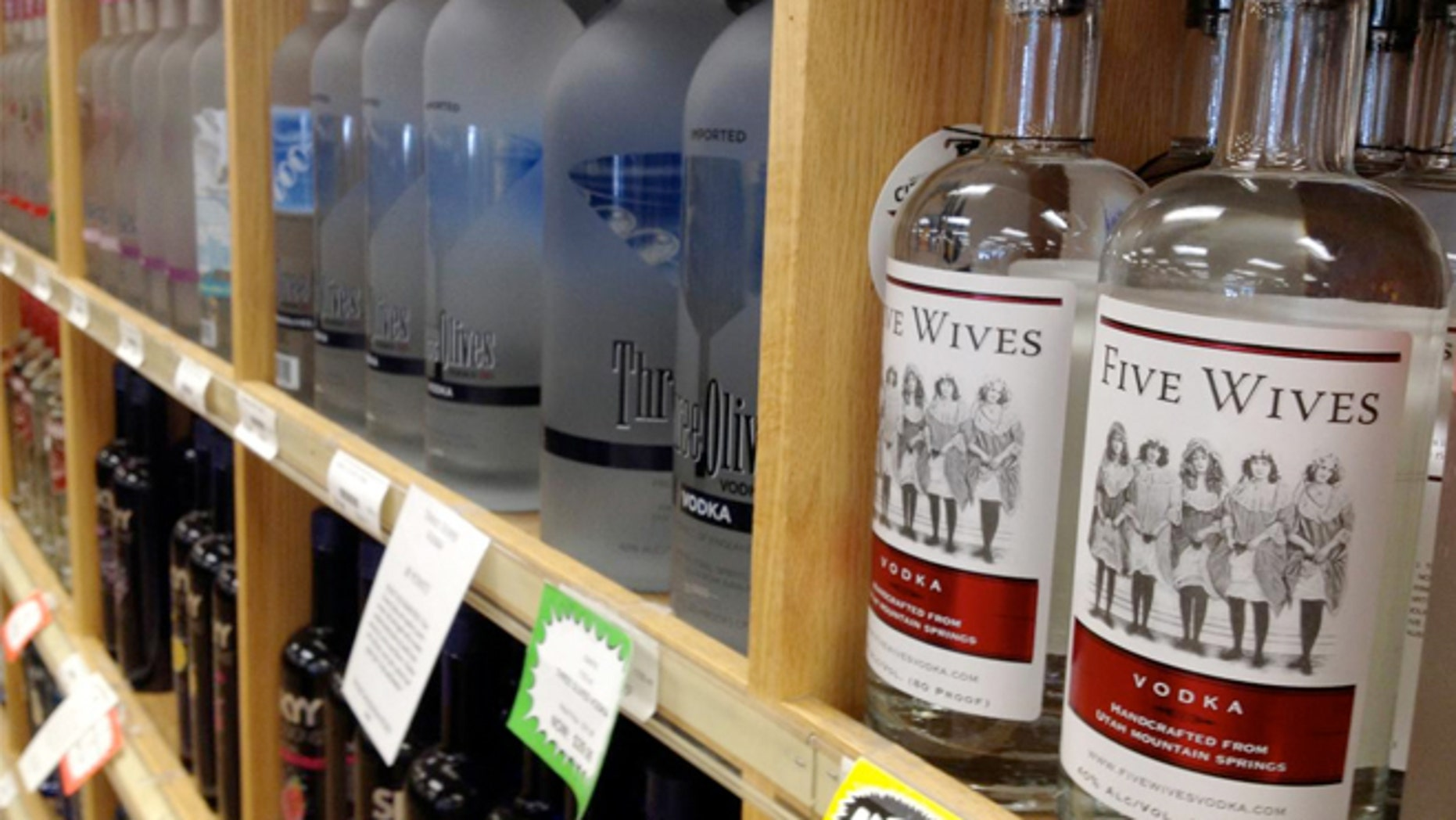Idaho liquor regulators are now allowing the sale of Five Wives Vodka it had previously deemed offensive to residents.