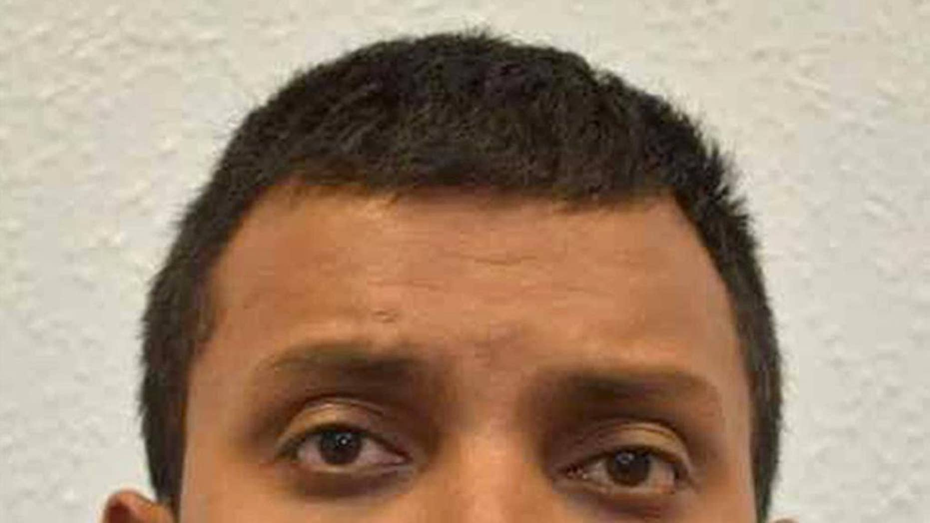 Crown Prosecution Service undated handout photo made available Friday April 1, 2016  of delivery driver Junead Khan, 25, from Luton England.